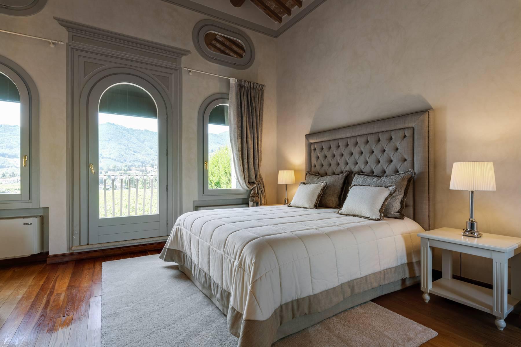Renovierte Villa mit Park auf dem Land des Unesco-Gebiets - 15