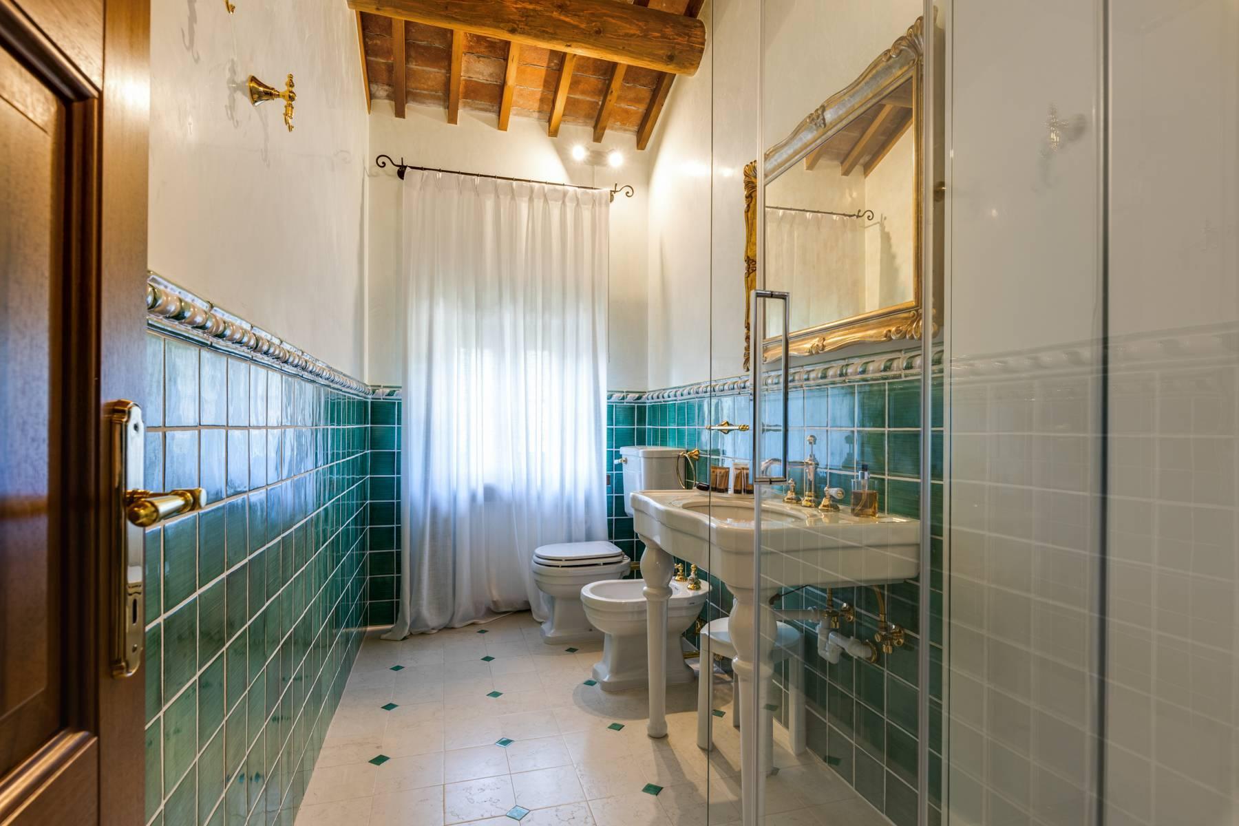 Renovierte Villa mit Park auf dem Land des Unesco-Gebiets - 28