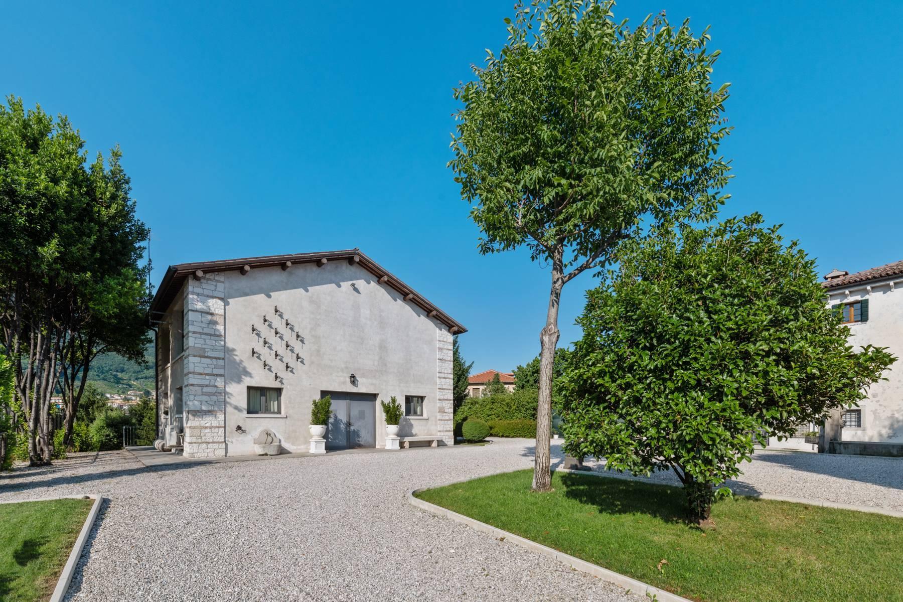 Renovierte Villa mit Park auf dem Land des Unesco-Gebiets - 34
