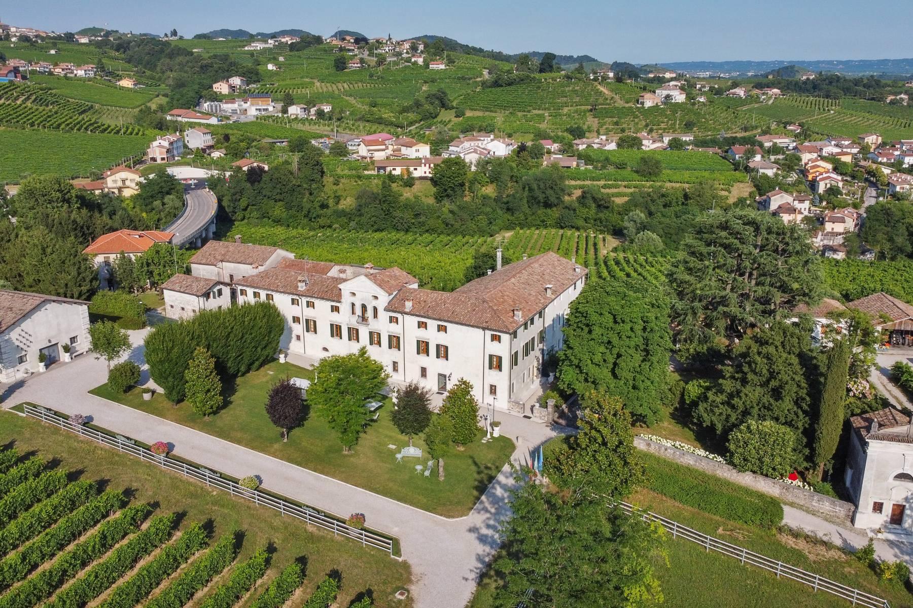 Renovierte Villa mit Park auf dem Land des Unesco-Gebiets - 36