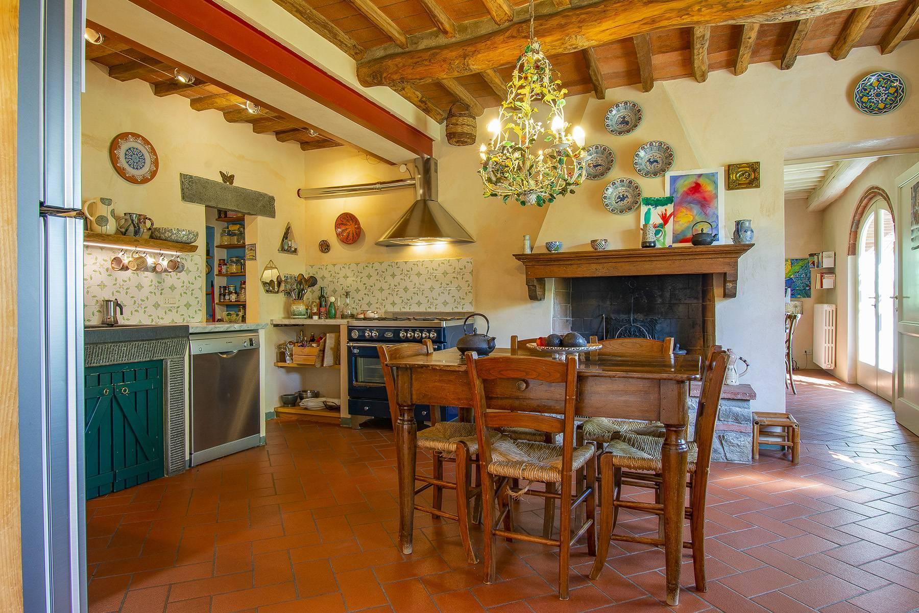 Romantico casale nelle colline tra Firenze e Lucca - 8