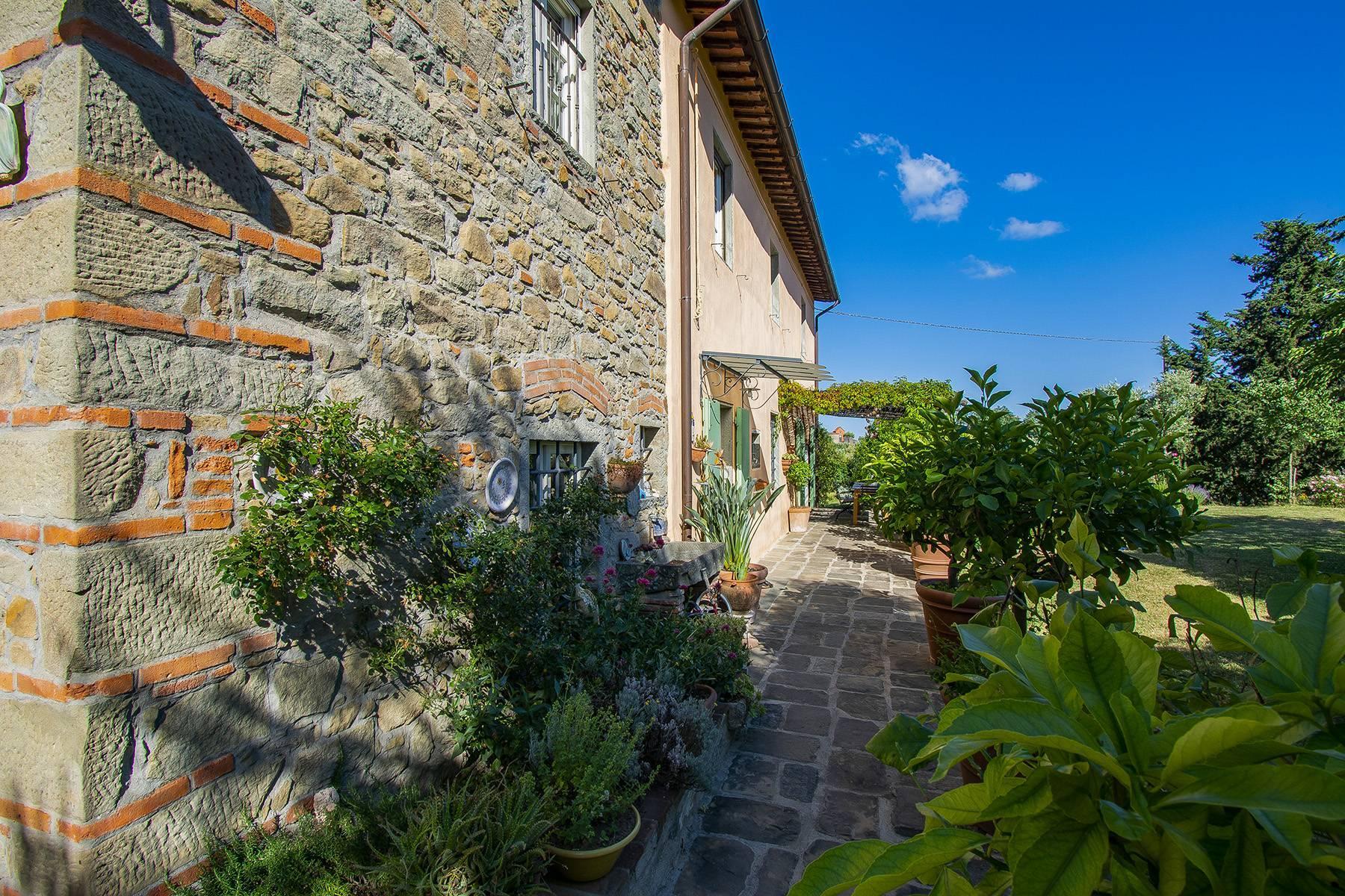 Romantico casale nelle colline tra Firenze e Lucca - 25