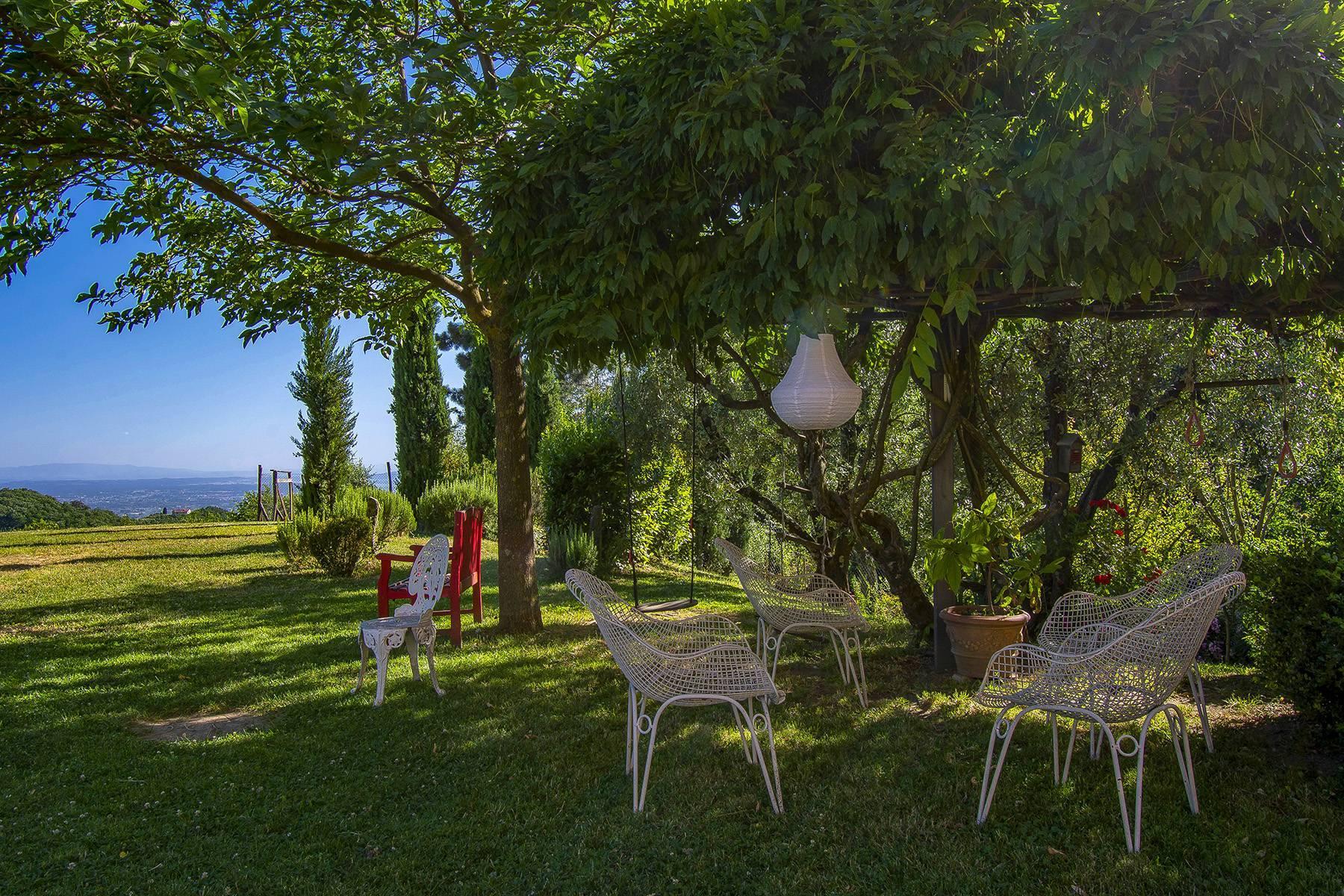 Romantico casale nelle colline tra Firenze e Lucca - 15