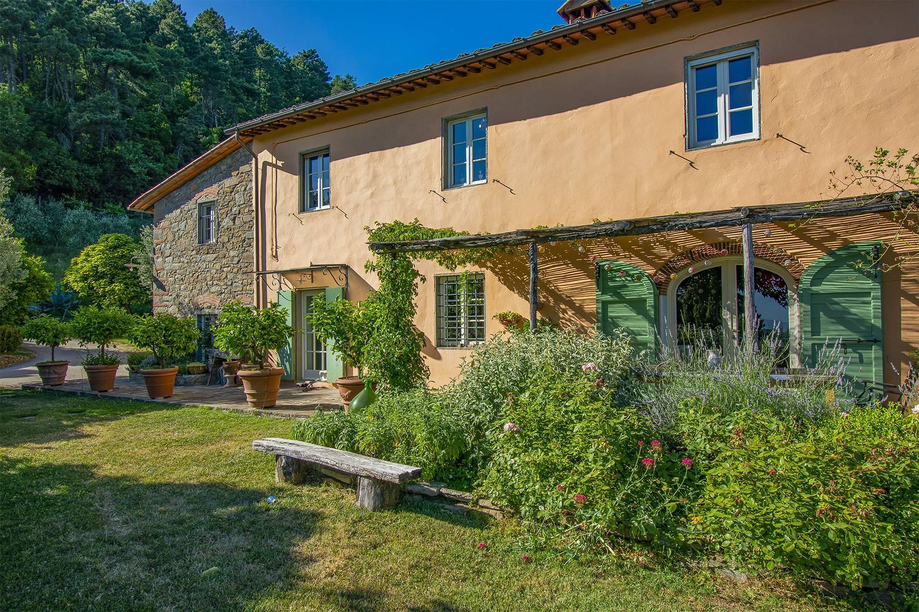 Romantico casale nelle colline tra Firenze e Lucca - 3
