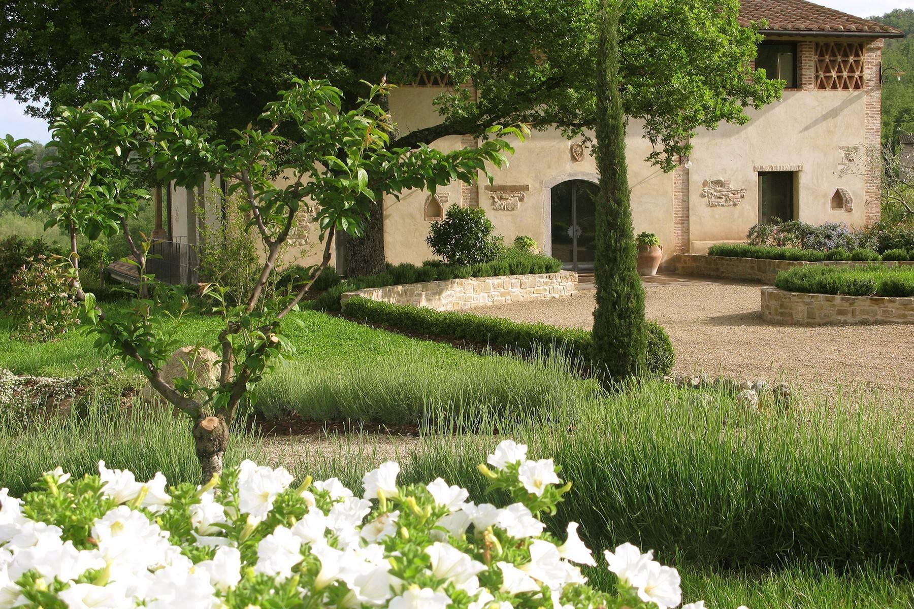 Idyllische toskanische Villa im Chianti mit Pool - 4
