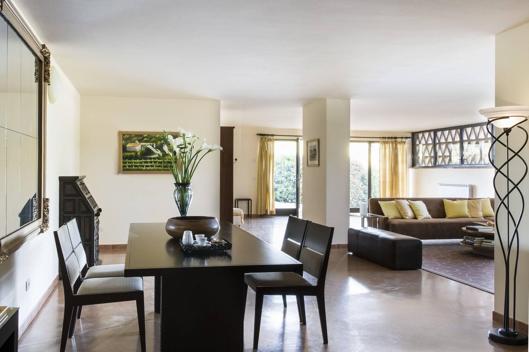 Idyllische toskanische Villa im Chianti mit Pool - 11