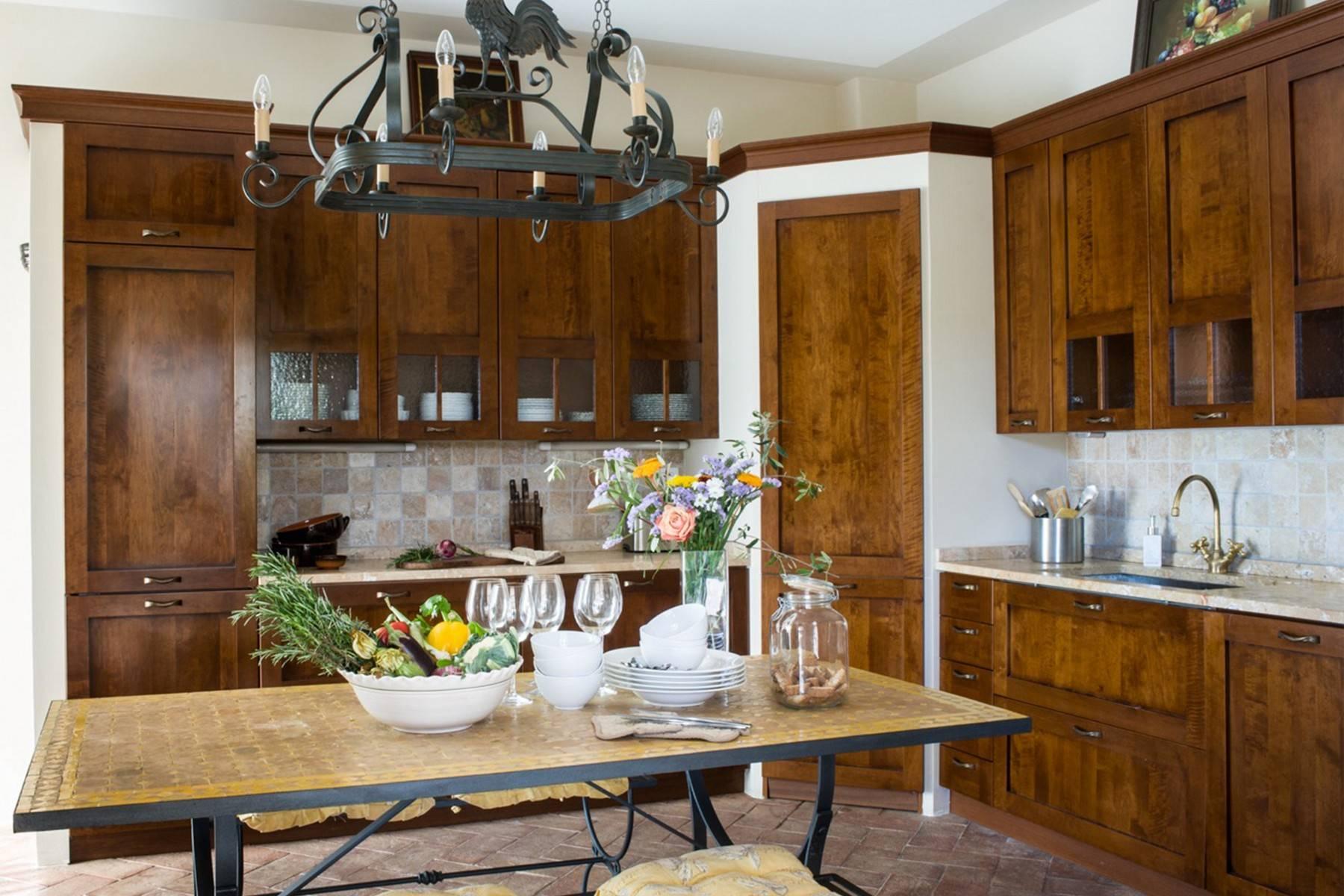 Idyllische toskanische Villa im Chianti mit Pool - 8