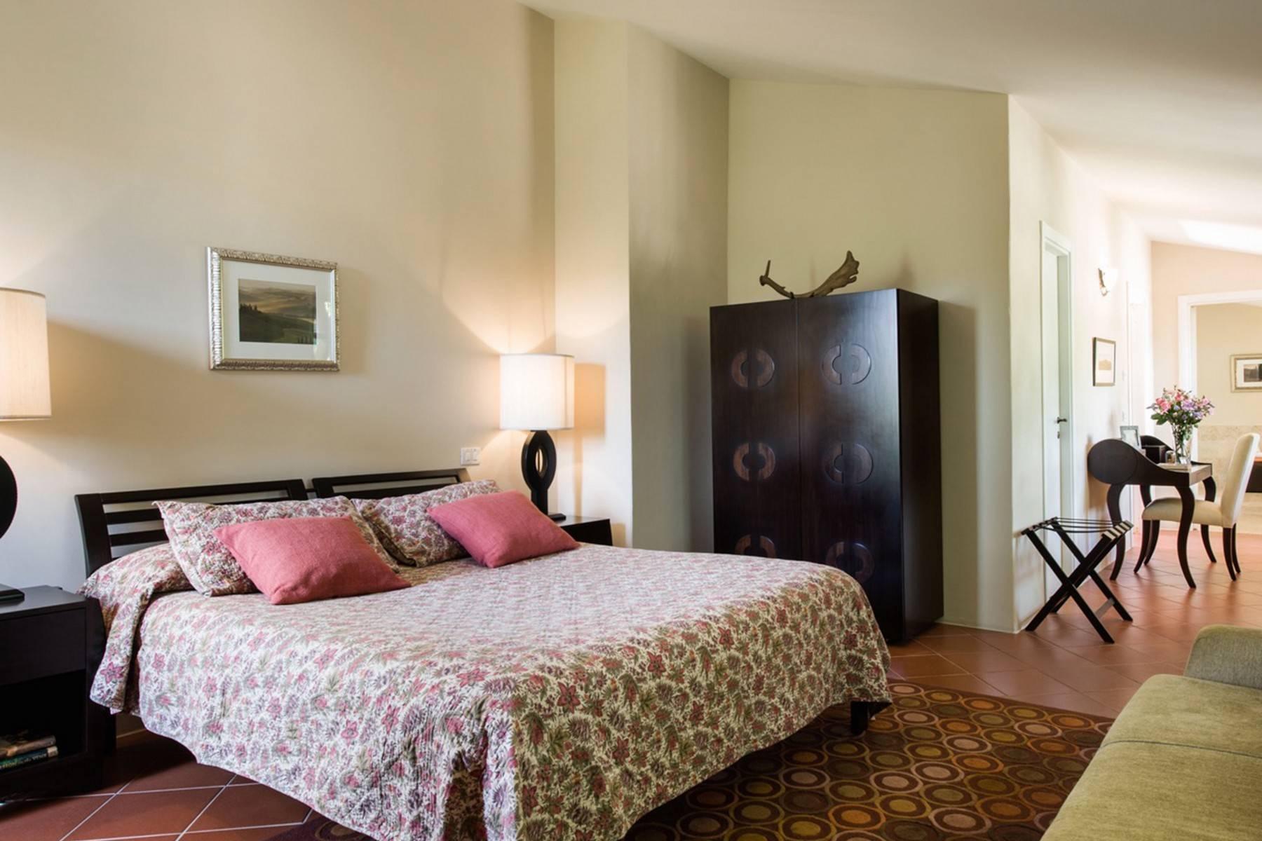 Idyllische toskanische Villa im Chianti mit Pool - 12