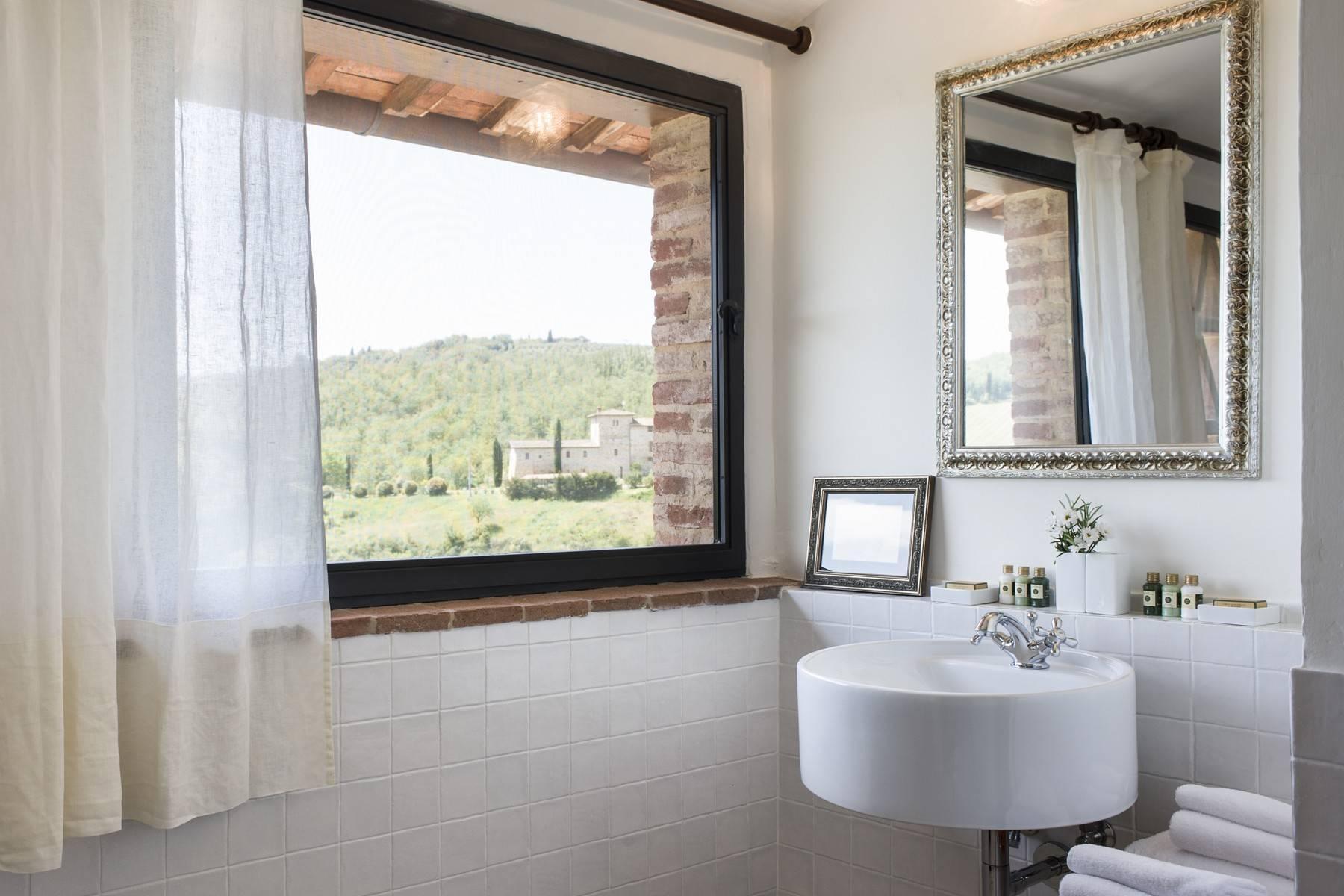 Idyllische toskanische Villa im Chianti mit Pool - 17