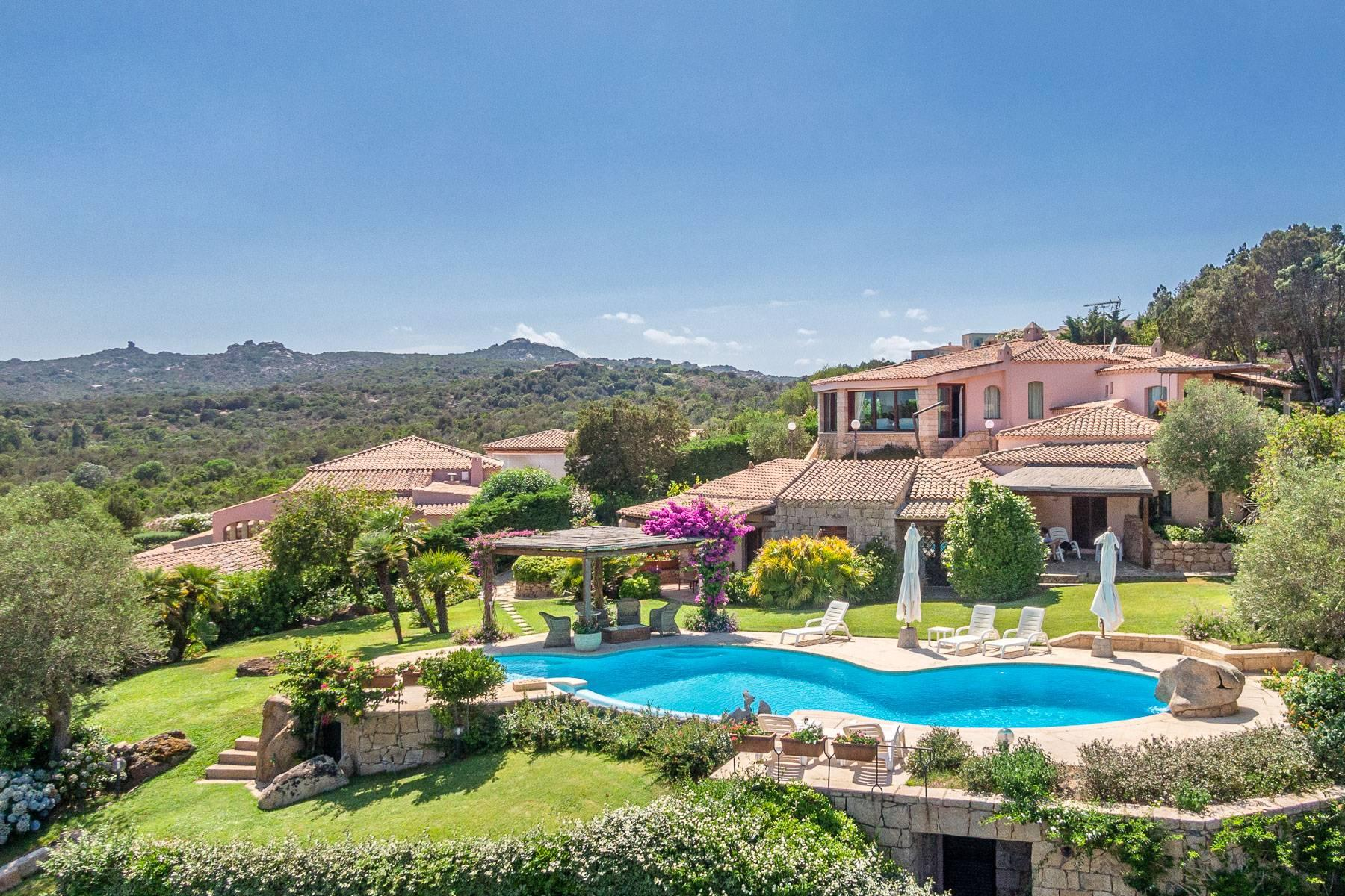 Bellissima villa indipendente con piscina a pochi passi dal Golf Club e Cala di Volpe - 6