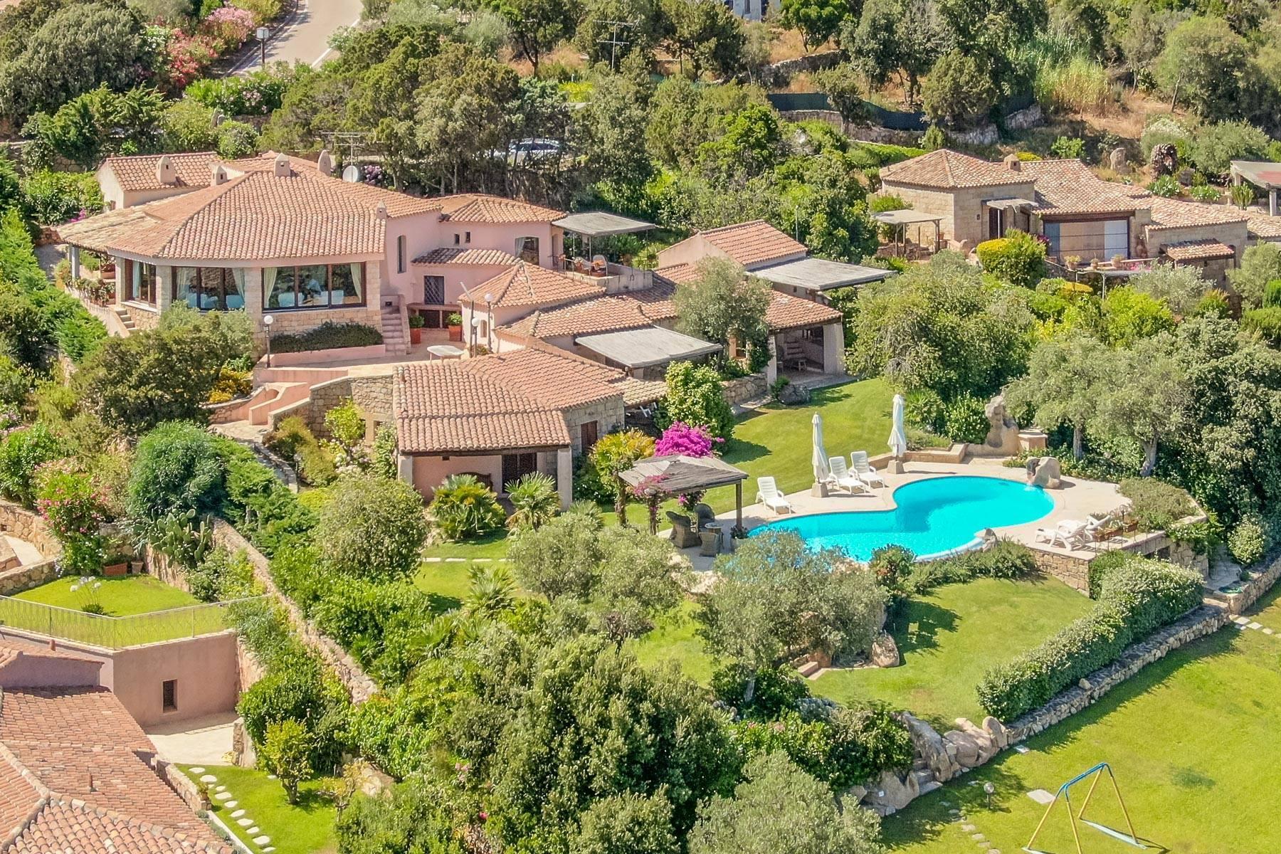 Bellissima villa indipendente con piscina a pochi passi dal Golf Club e Cala di Volpe - 3