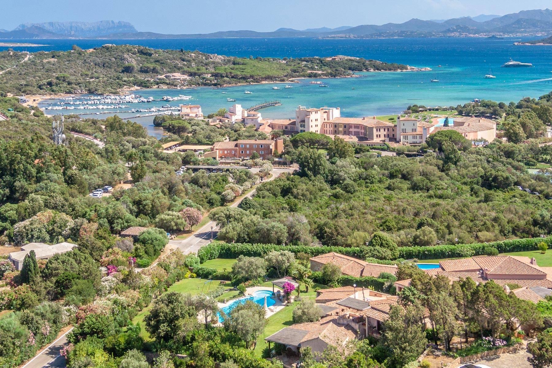Bellissima villa indipendente con piscina a pochi passi dal Golf Club e Cala di Volpe - 2