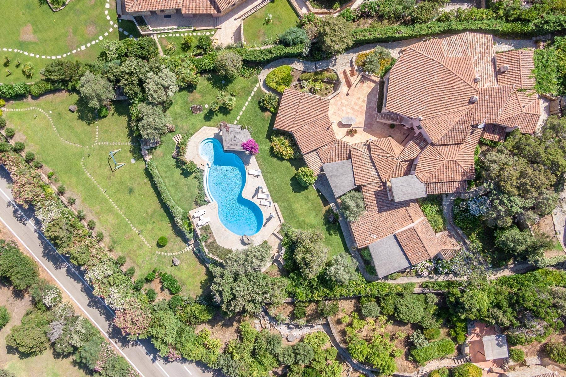 Bellissima villa indipendente con piscina a pochi passi dal Golf Club e Cala di Volpe - 4