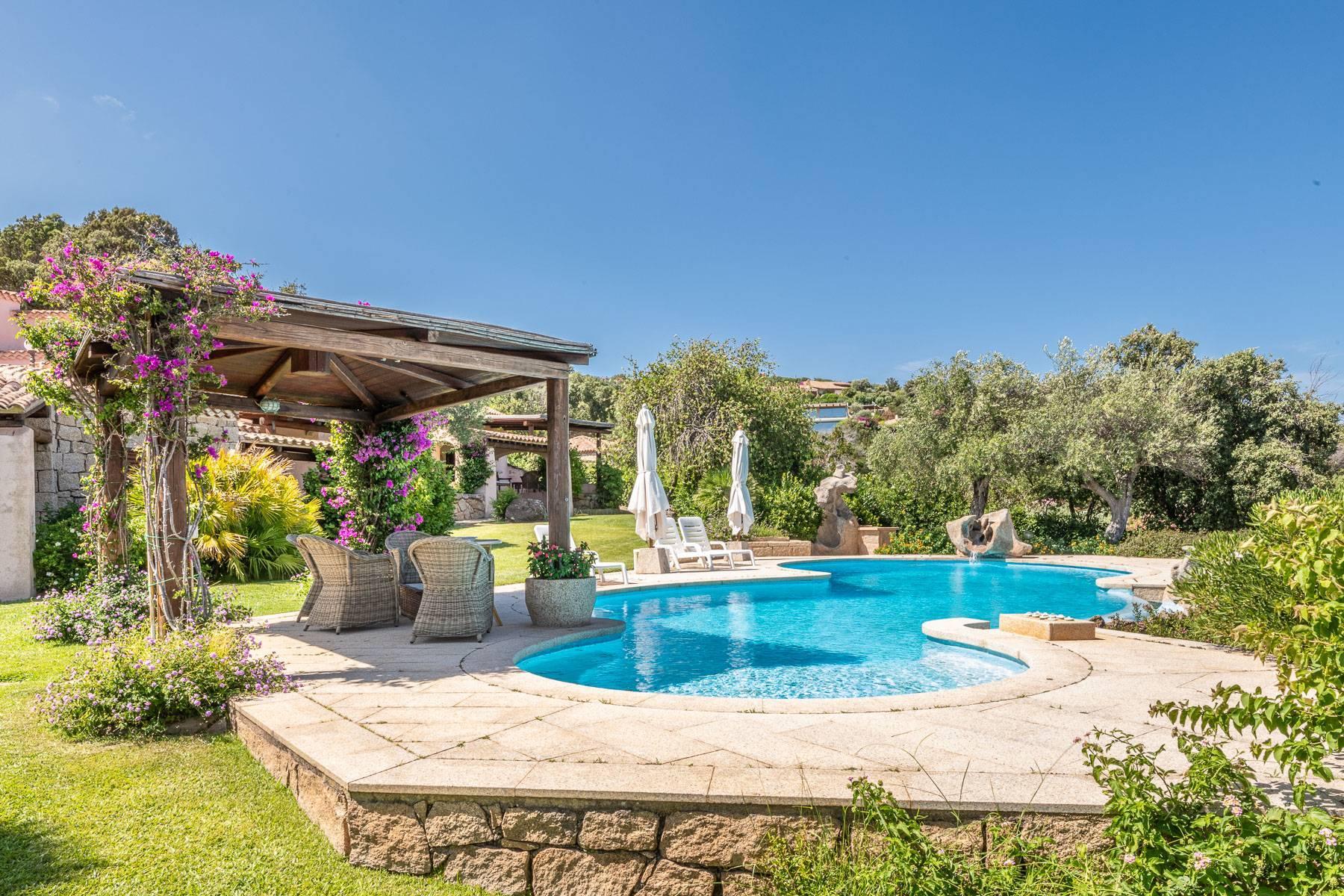 Bellissima villa indipendente con piscina a pochi passi dal Golf Club e Cala di Volpe - 5