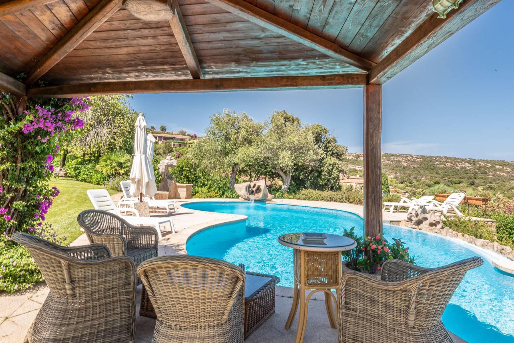 Bellissima villa indipendente con piscina a pochi passi dal Golf Club e Cala di Volpe - 7