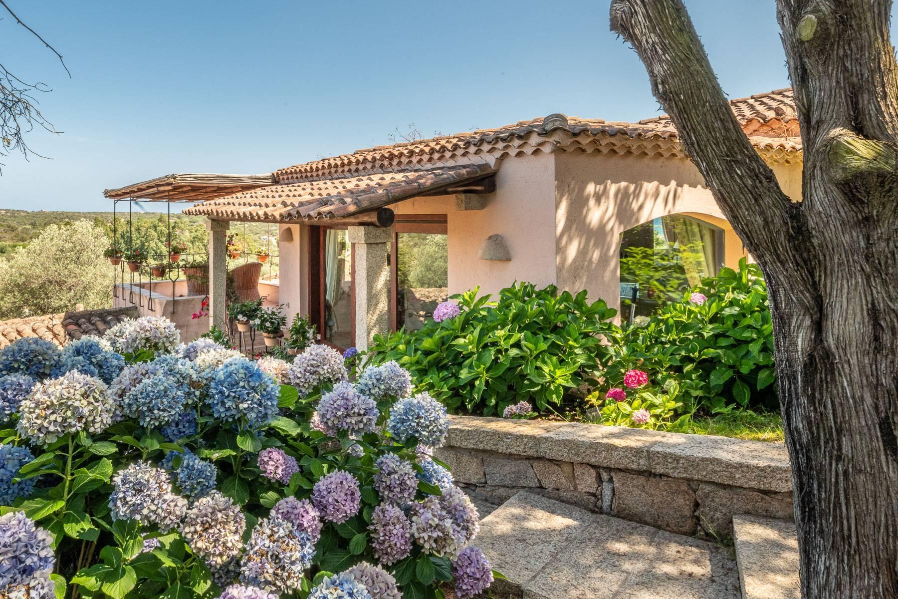 Bellissima villa indipendente con piscina a pochi passi dal Golf Club e Cala di Volpe - 9