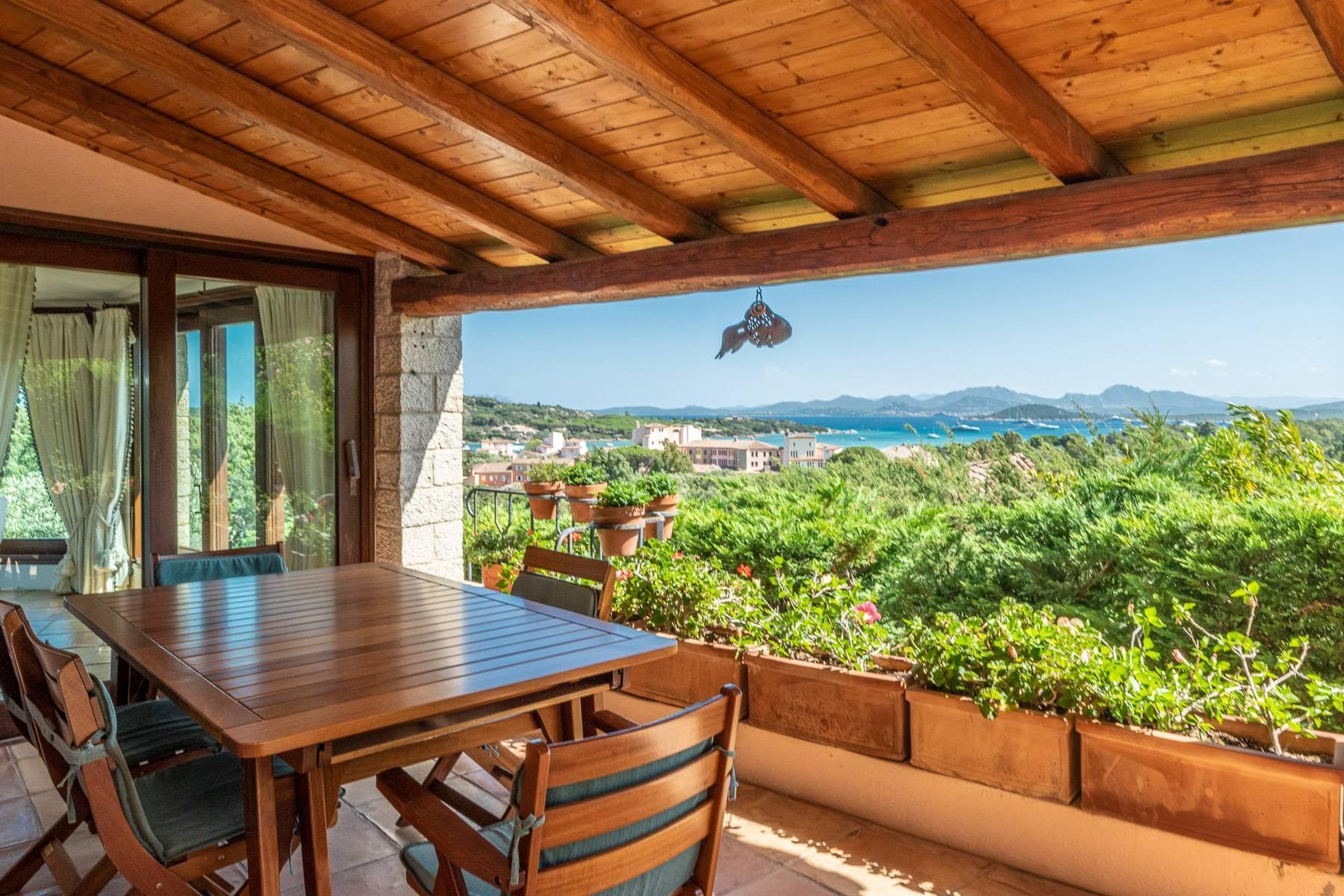 Bellissima villa indipendente con piscina a pochi passi dal Golf Club e Cala di Volpe - 11