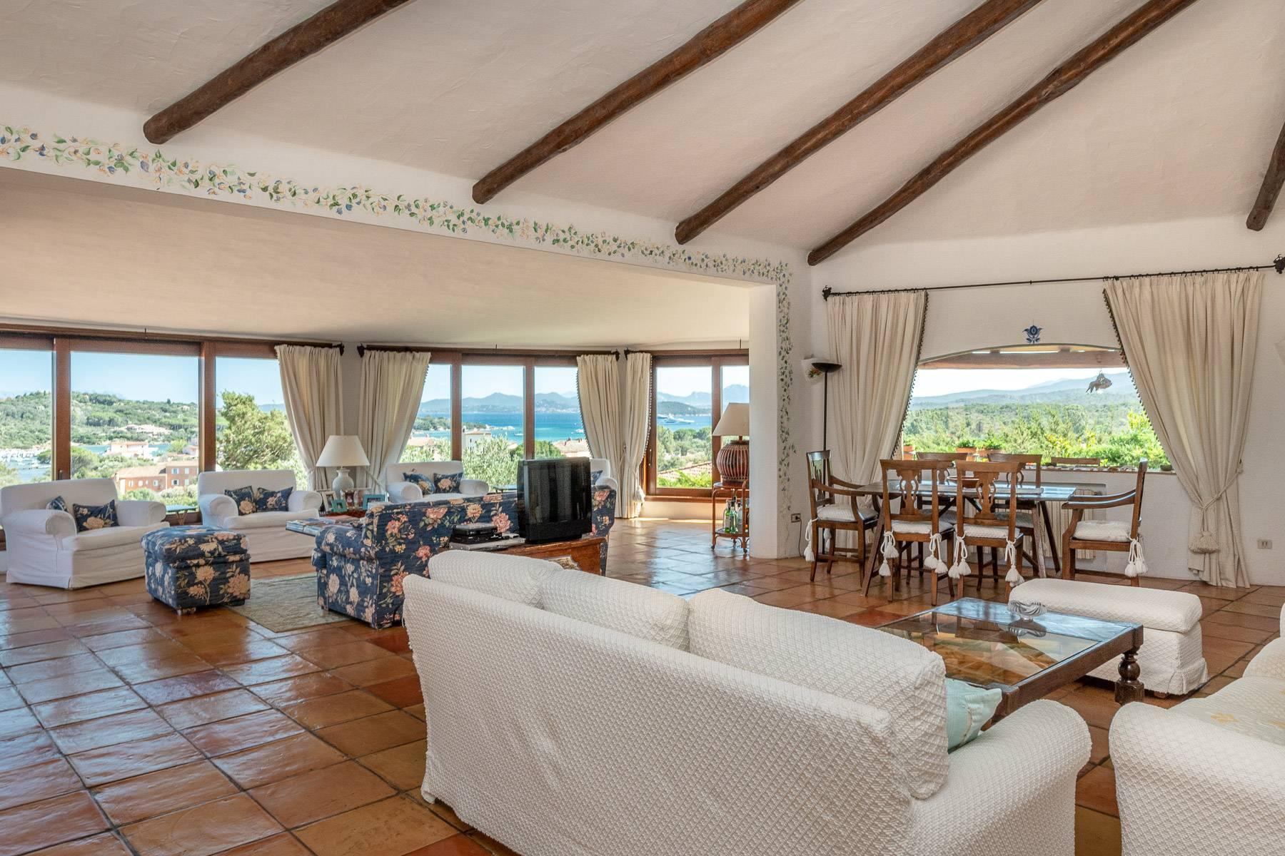 Bellissima villa indipendente con piscina a pochi passi dal Golf Club e Cala di Volpe - 13