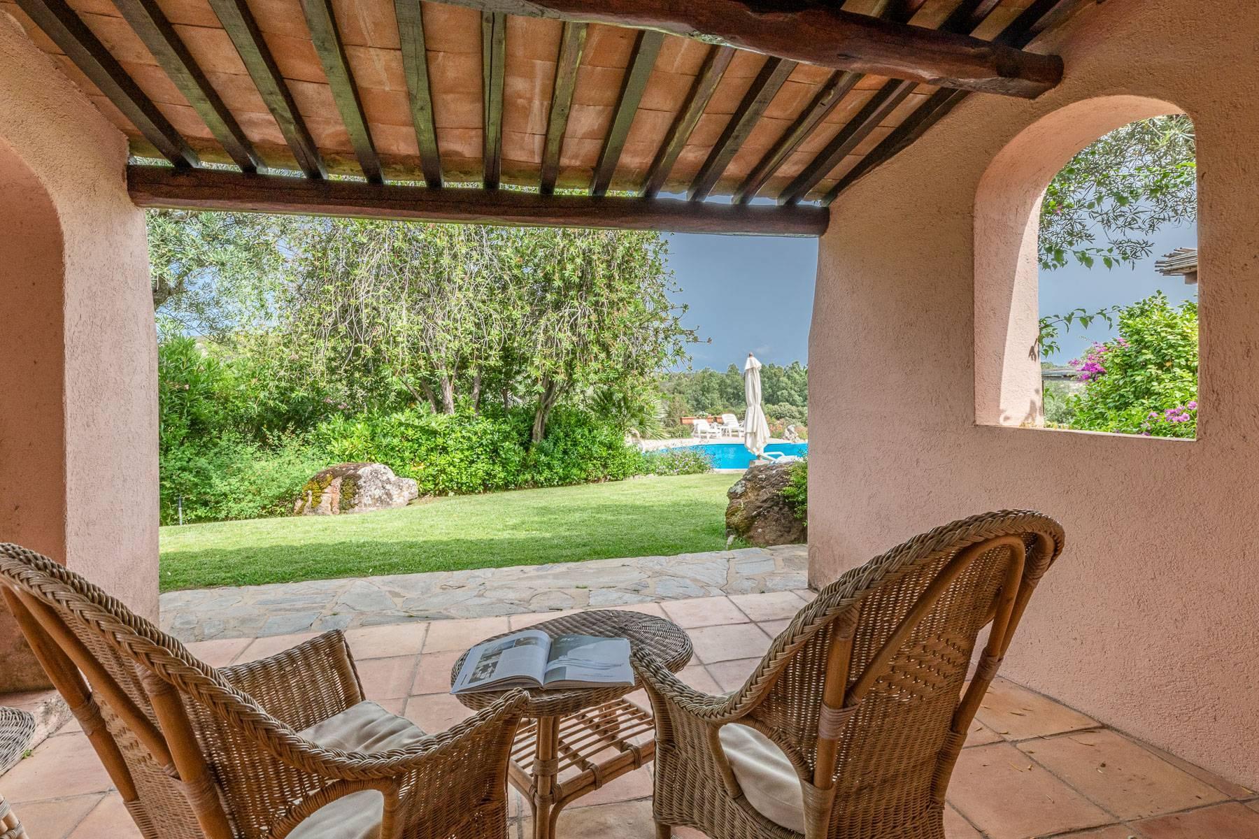 Bellissima villa indipendente con piscina a pochi passi dal Golf Club e Cala di Volpe - 29