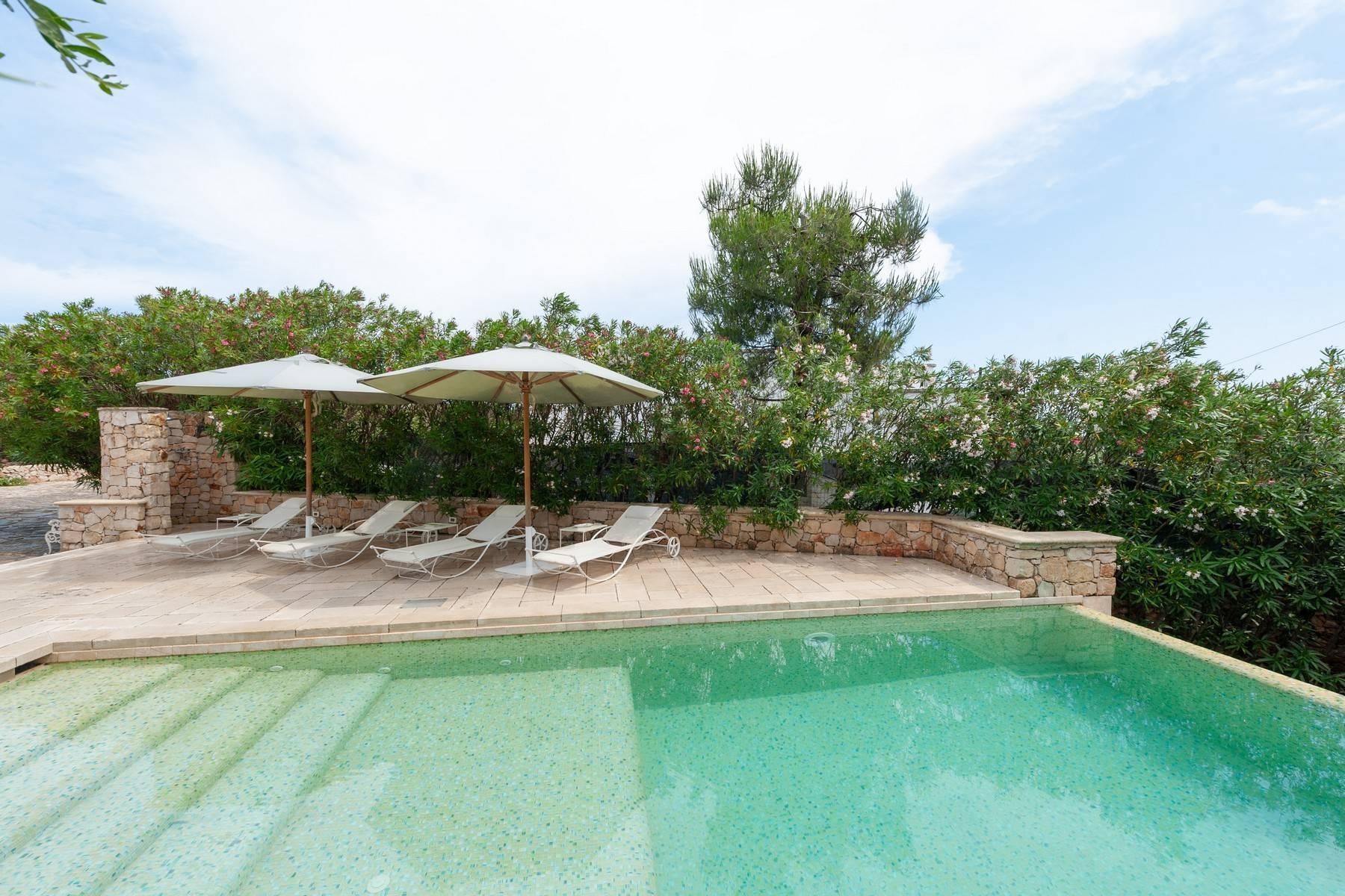Villa in Panorama-Lage mit wunderschönem Blick auf den Meer - 20
