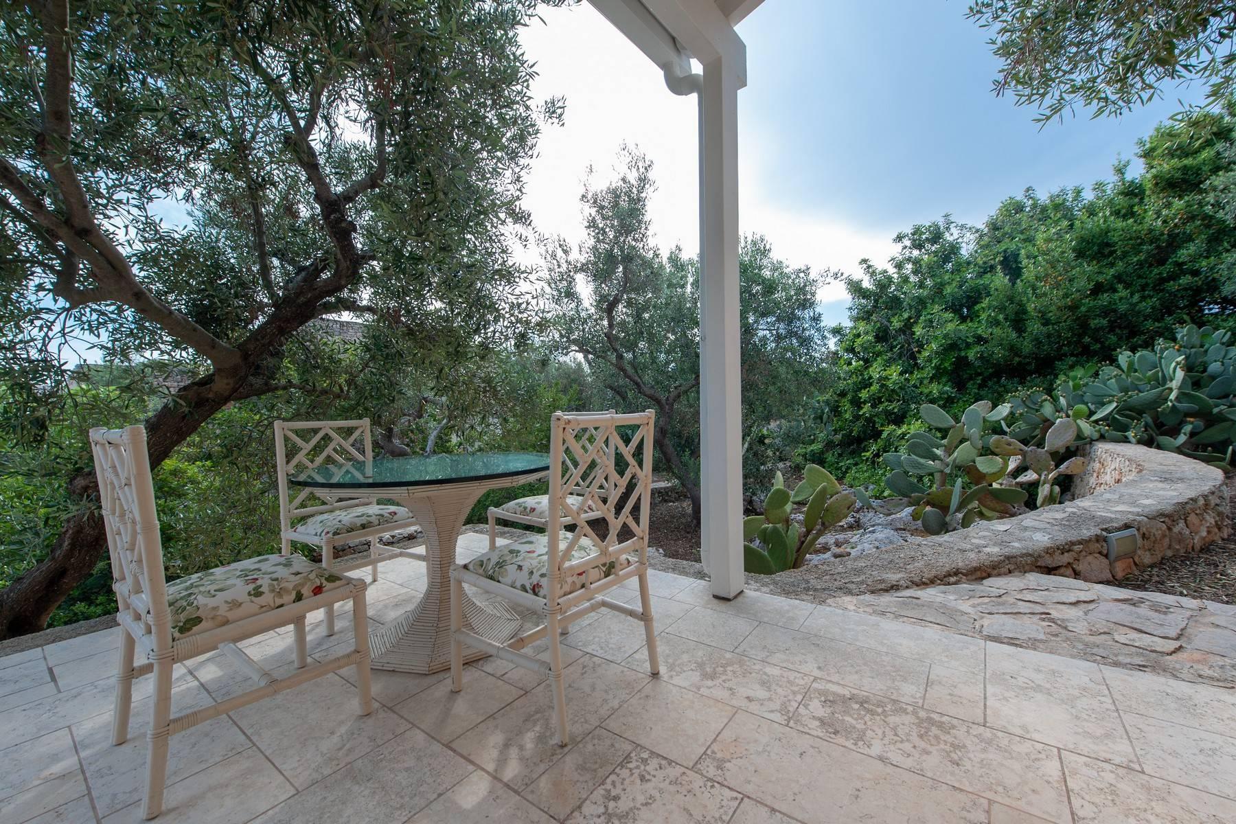 Villa in Panorama-Lage mit wunderschönem Blick auf den Meer - 17