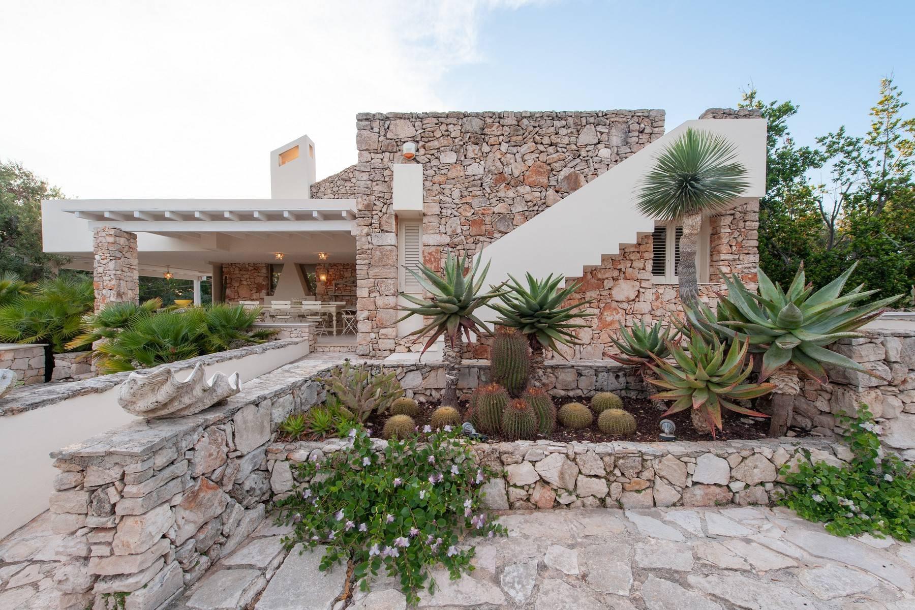 Villa in Panorama-Lage mit wunderschönem Blick auf den Meer - 18