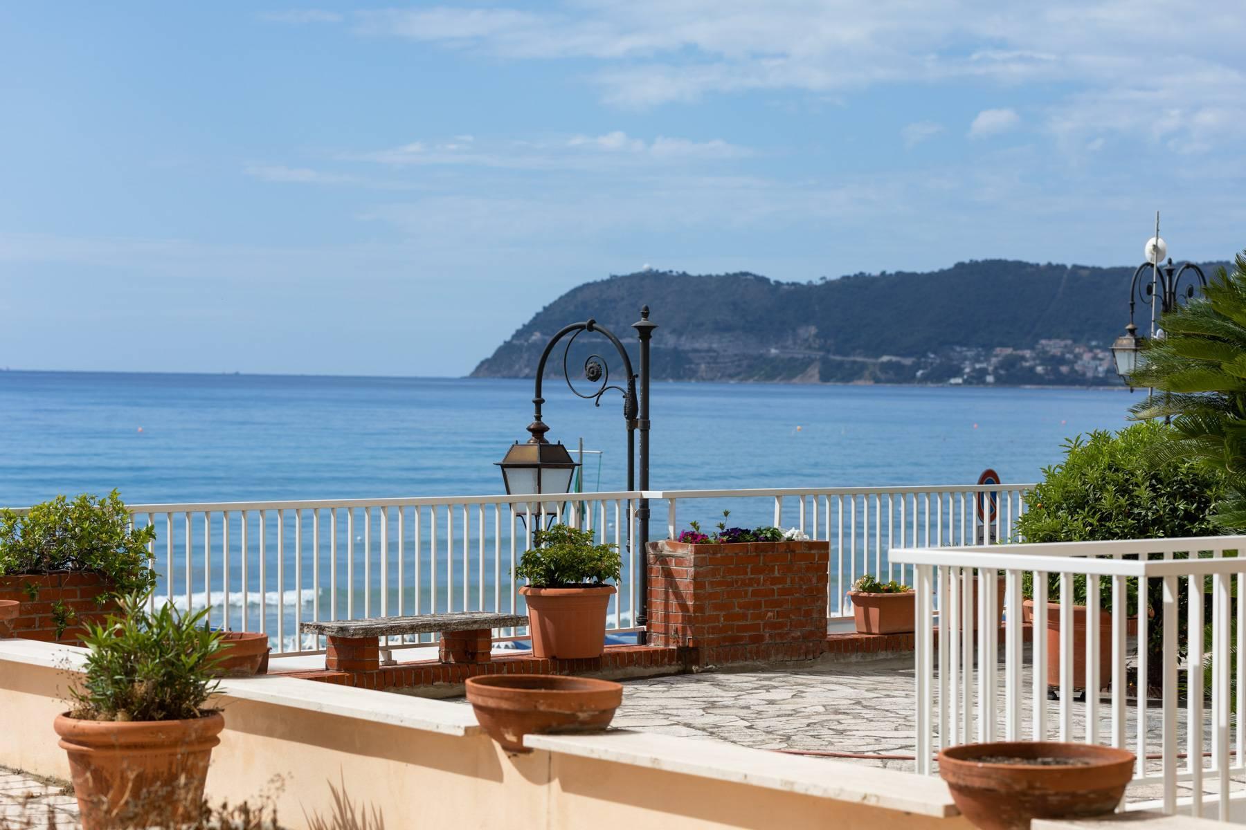 Wohnung am Meer mit wunderscöner Terrasse - 1