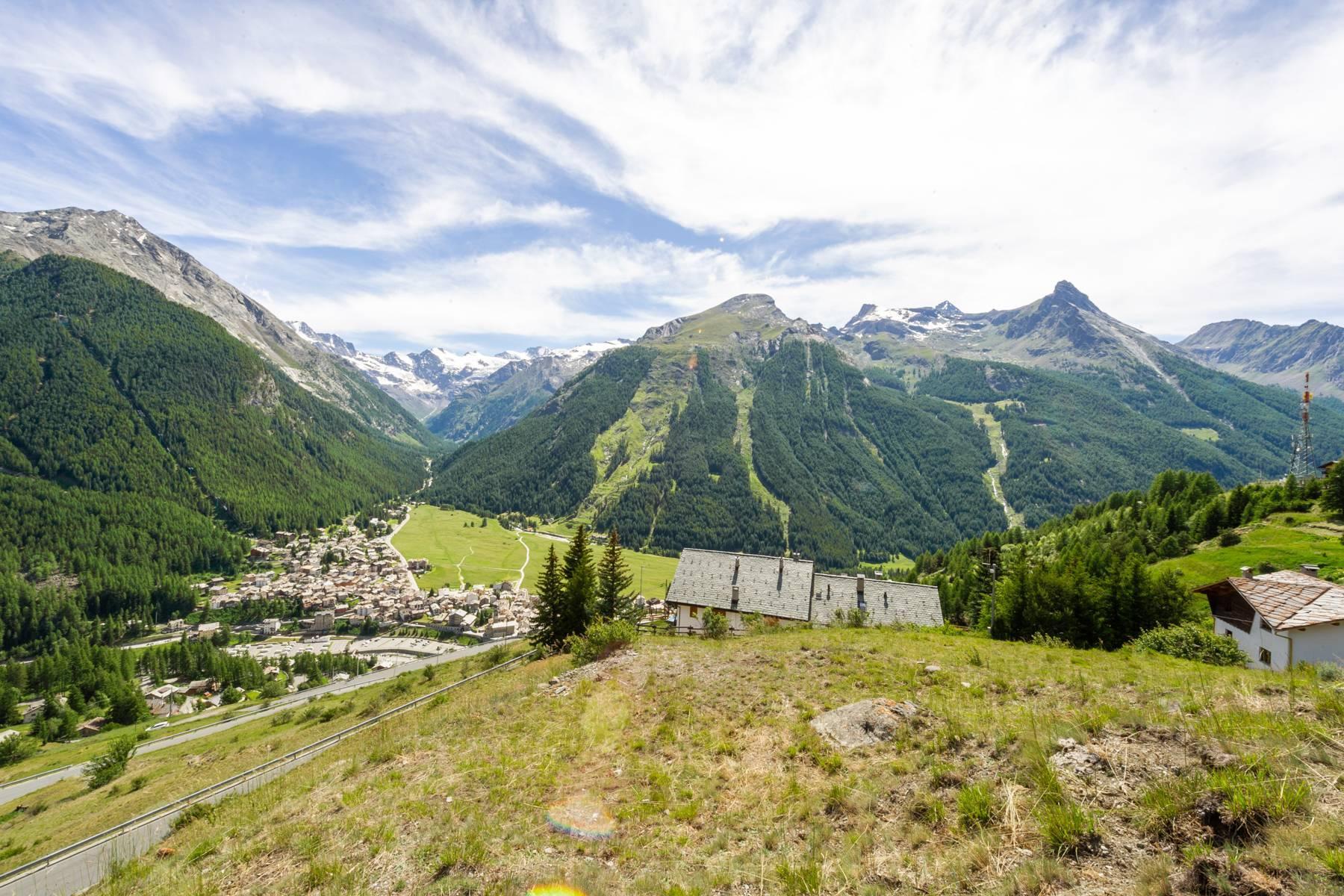 Modernes Chalet mit Blick auf den gran Paradiso - 40