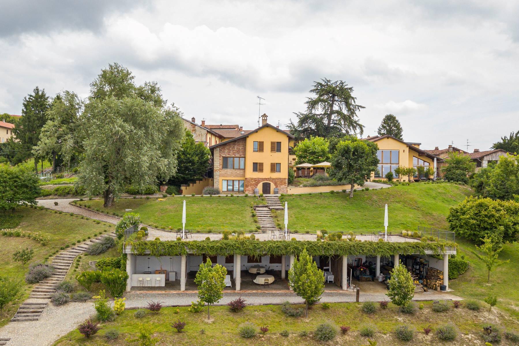 Affascinante resort nel cuore del Monferrato - 13