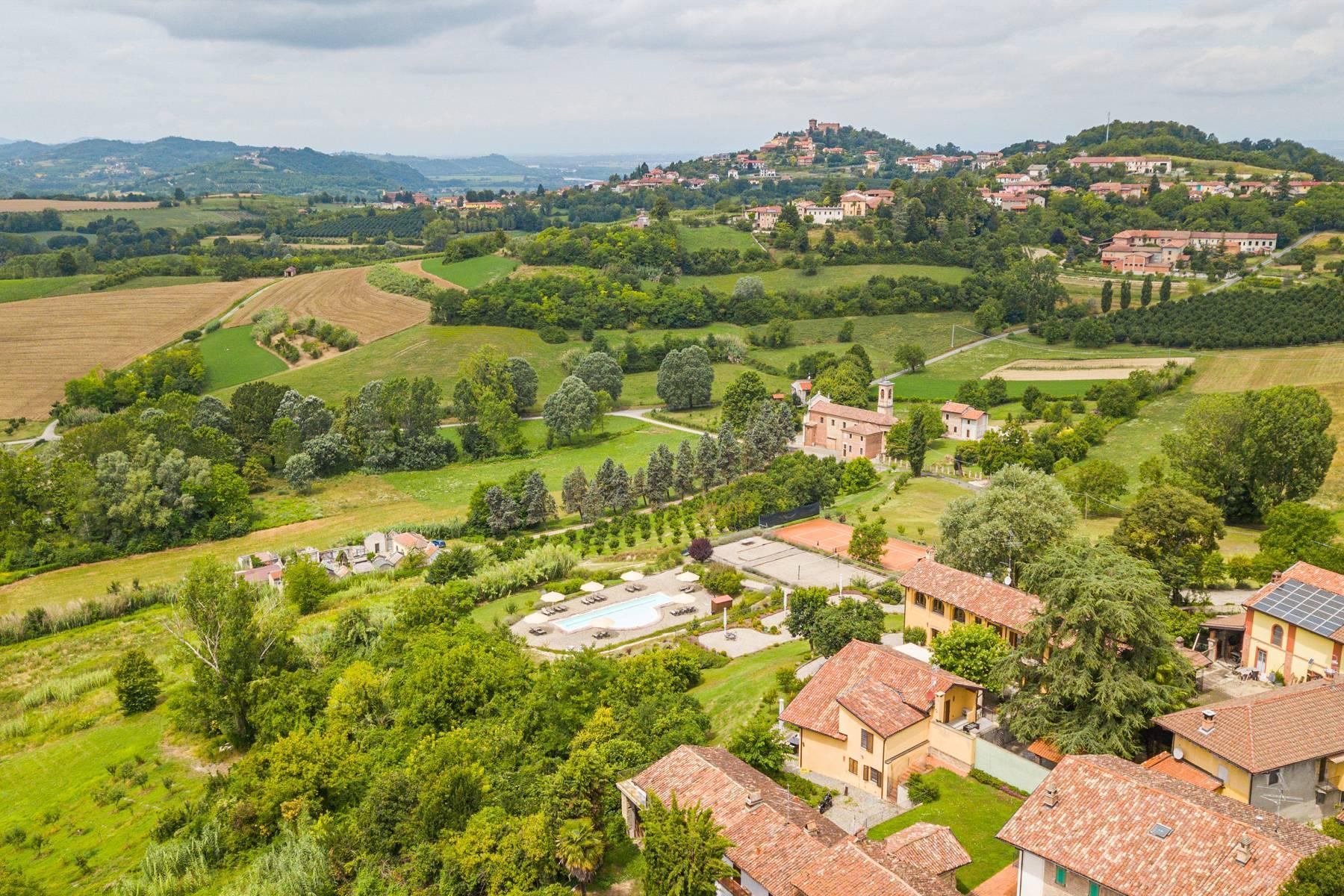 Affascinante resort nel cuore del Monferrato - 26