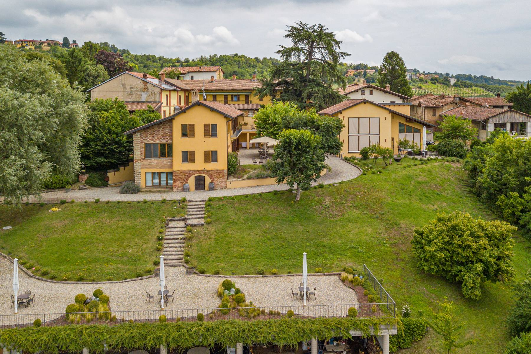 Affascinante resort nel cuore del Monferrato - 29