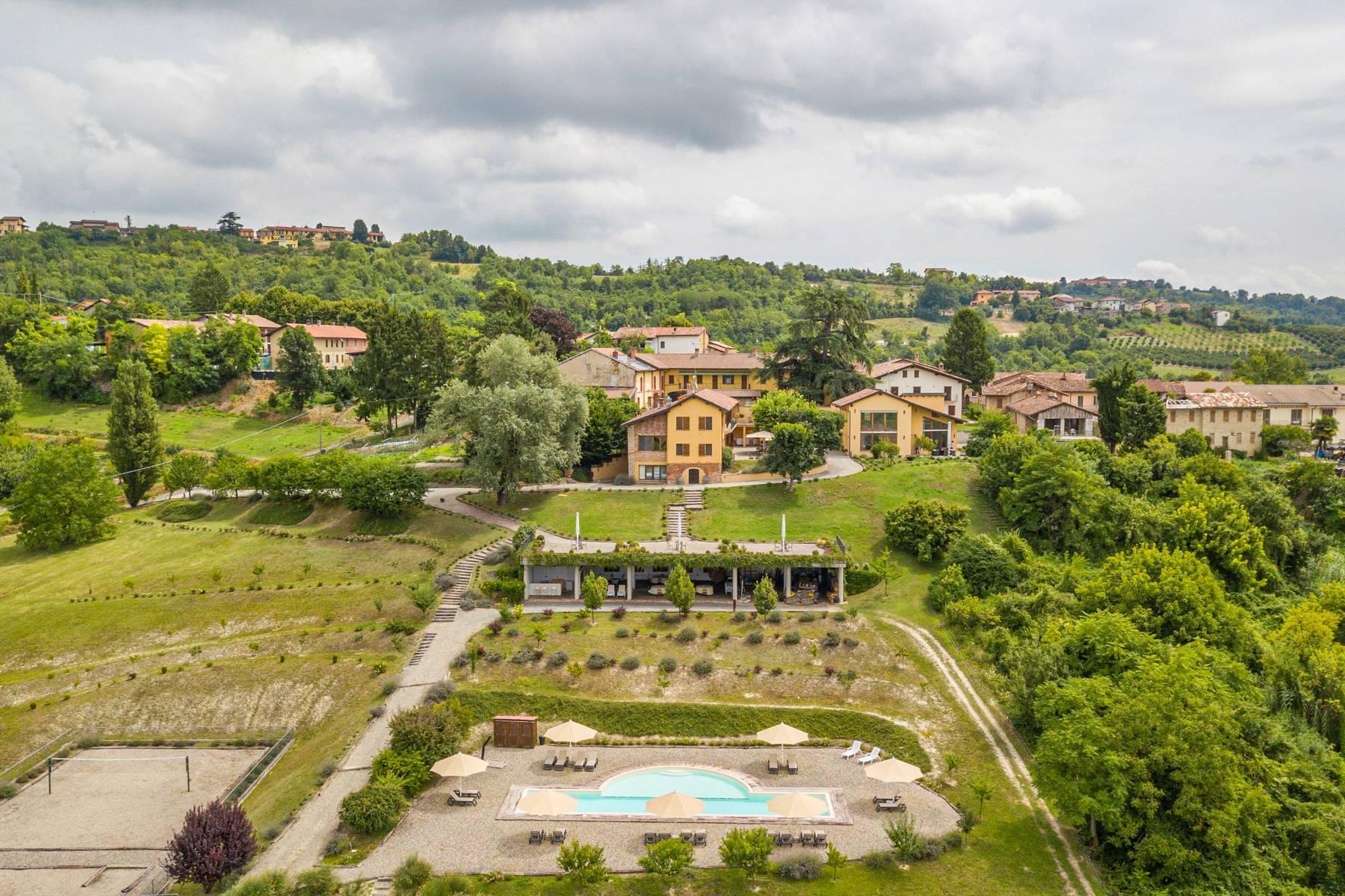 Affascinante resort nel cuore del Monferrato - 16