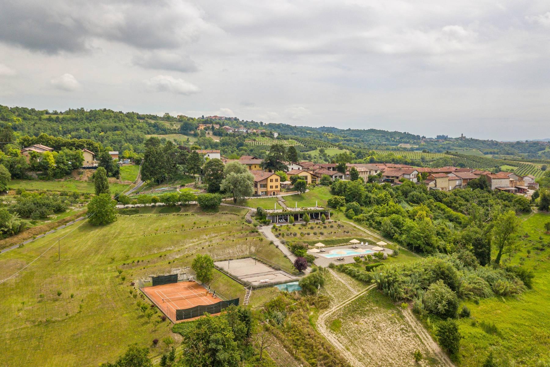 Affascinante resort nel cuore del Monferrato - 32