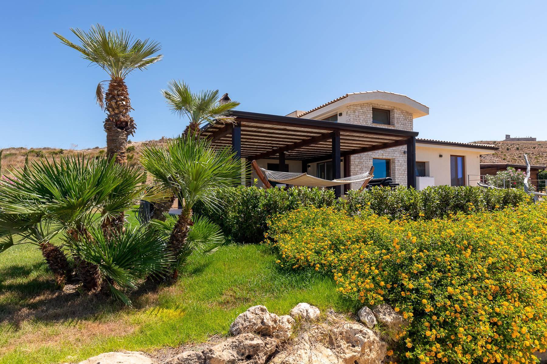Villa esclusiva con panorama suggestivo sul mare Mediterraneo - 2