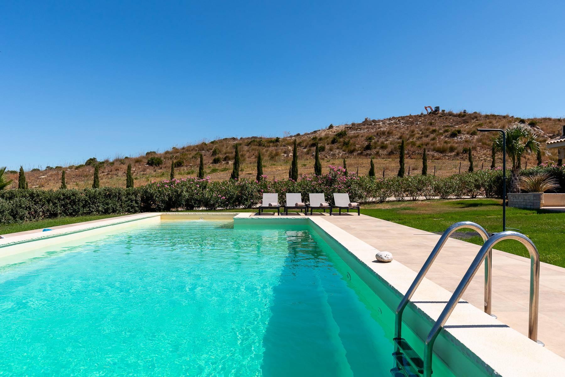 Villa esclusiva con panorama suggestivo sul mare Mediterraneo - 13