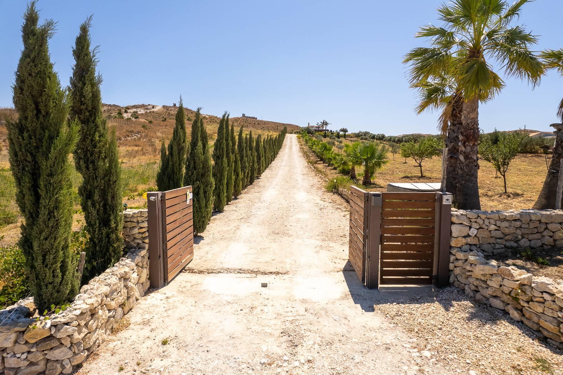 Villa esclusiva con panorama suggestivo sul mare Mediterraneo - 15