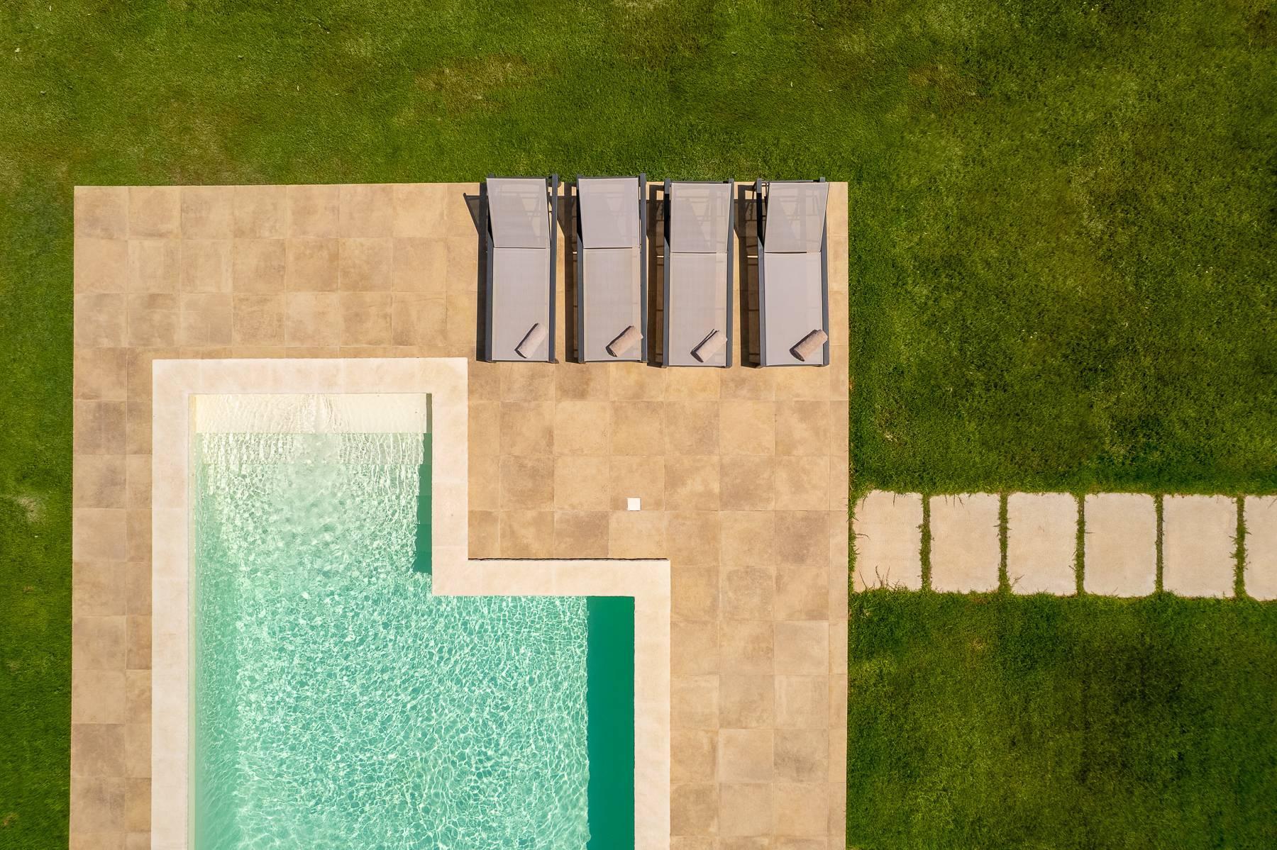Villa esclusiva con panorama suggestivo sul mare Mediterraneo - 17