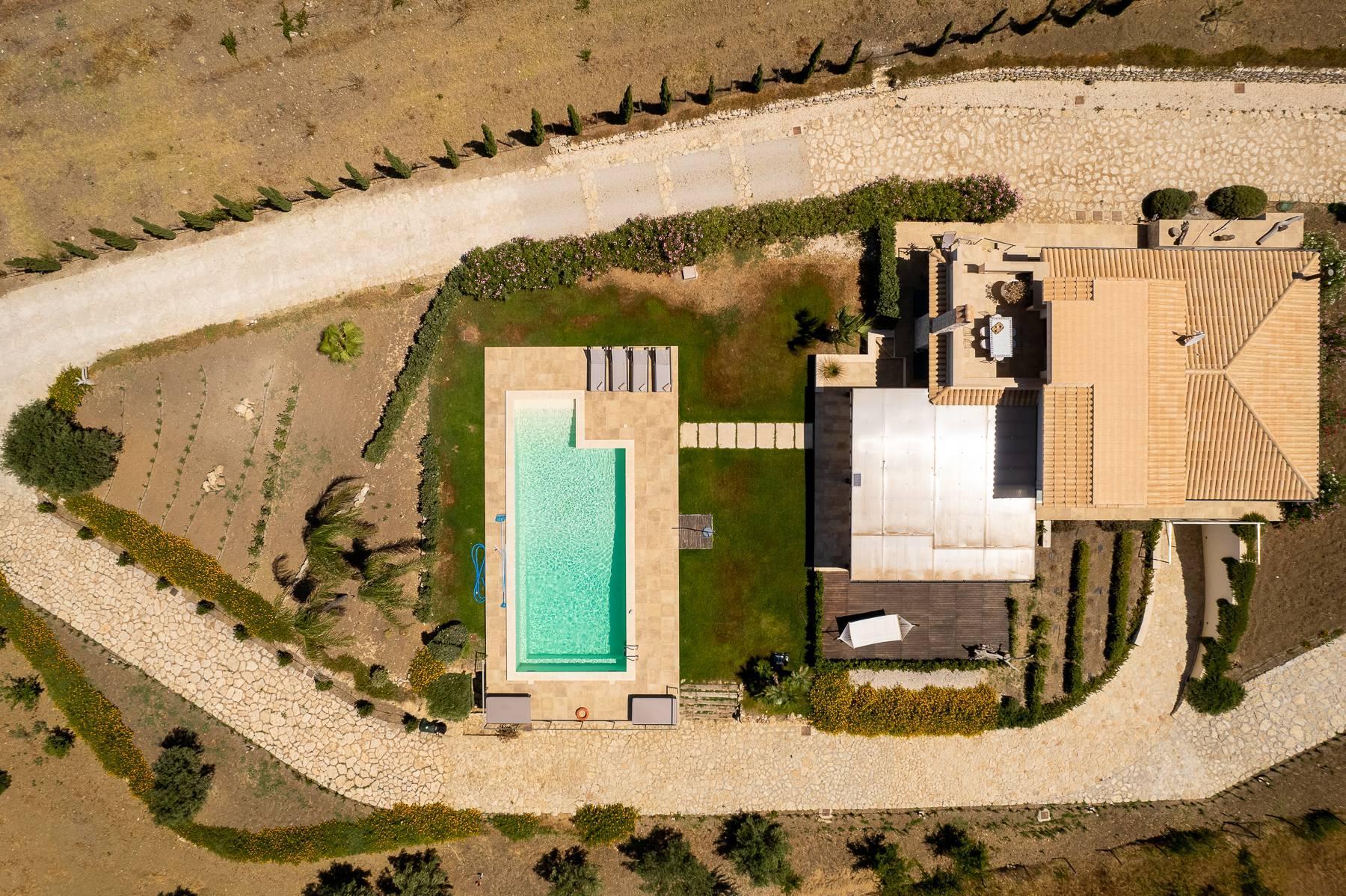 Villa esclusiva con panorama suggestivo sul mare Mediterraneo - 18