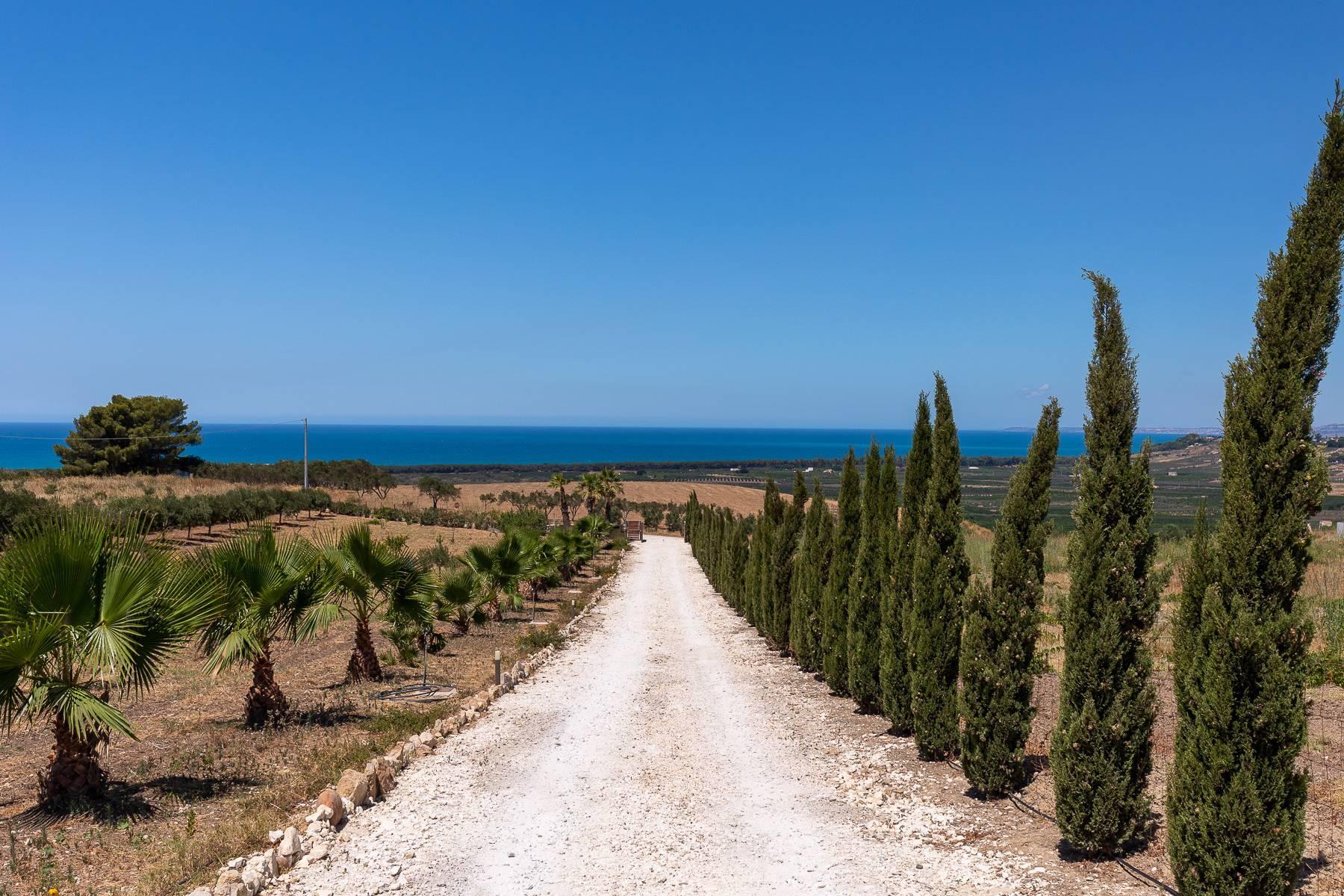 Villa esclusiva con panorama suggestivo sul mare Mediterraneo - 19