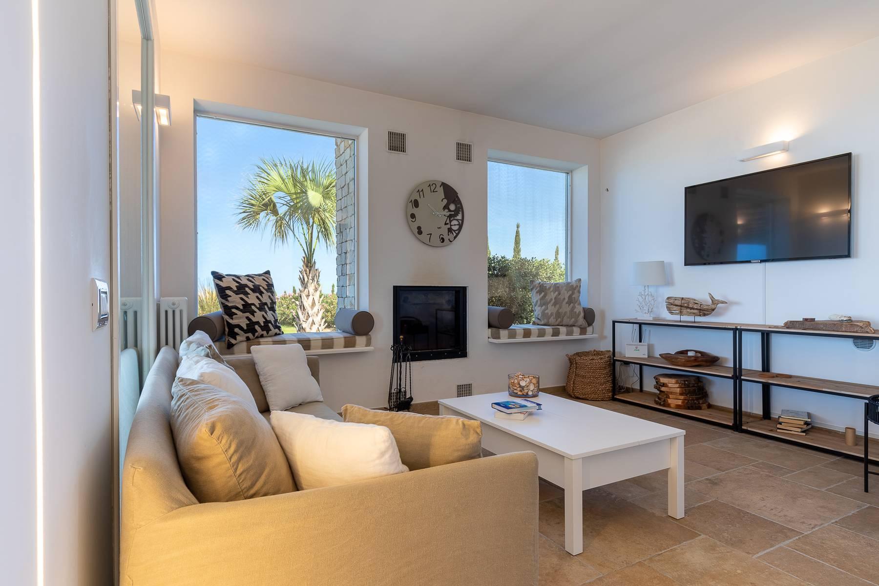Villa esclusiva con panorama suggestivo sul mare Mediterraneo - 34