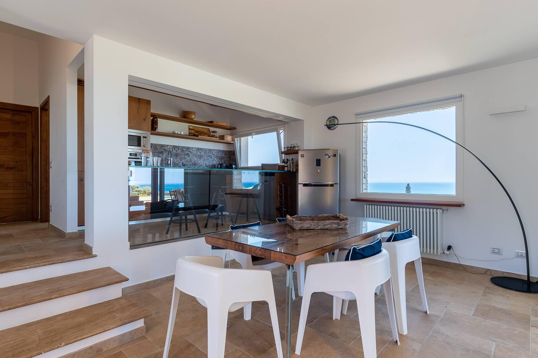 Villa esclusiva con panorama suggestivo sul mare Mediterraneo - 36