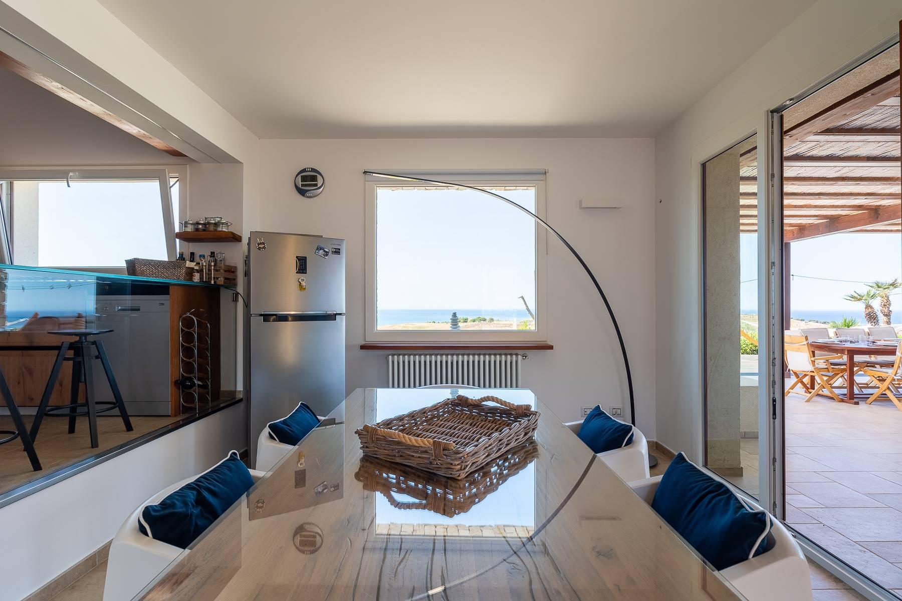 Villa esclusiva con panorama suggestivo sul mare Mediterraneo - 37