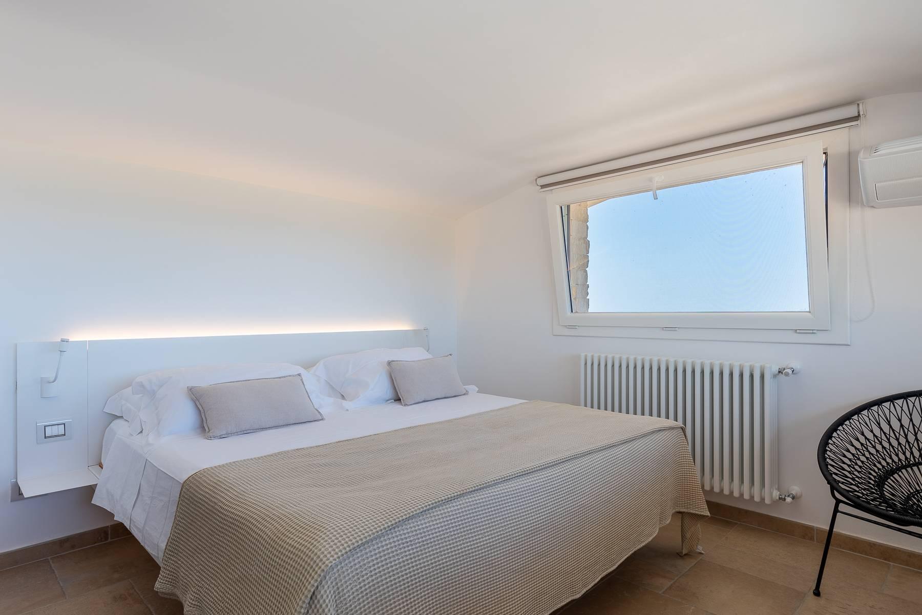 Villa esclusiva con panorama suggestivo sul mare Mediterraneo - 41
