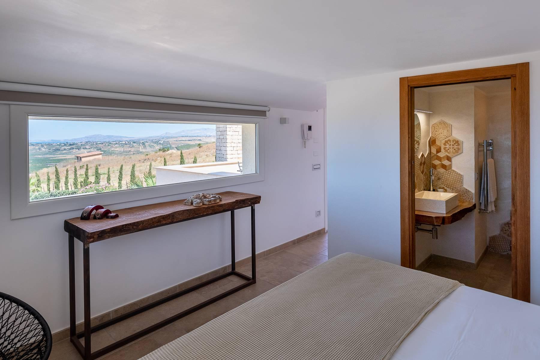 Villa esclusiva con panorama suggestivo sul mare Mediterraneo - 43