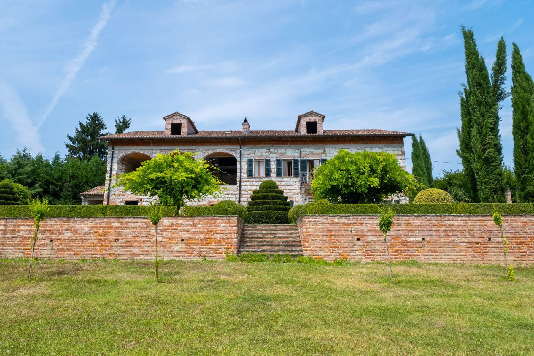 Affascinante casale con piscina nel verde delle colline del Monferrato - 20