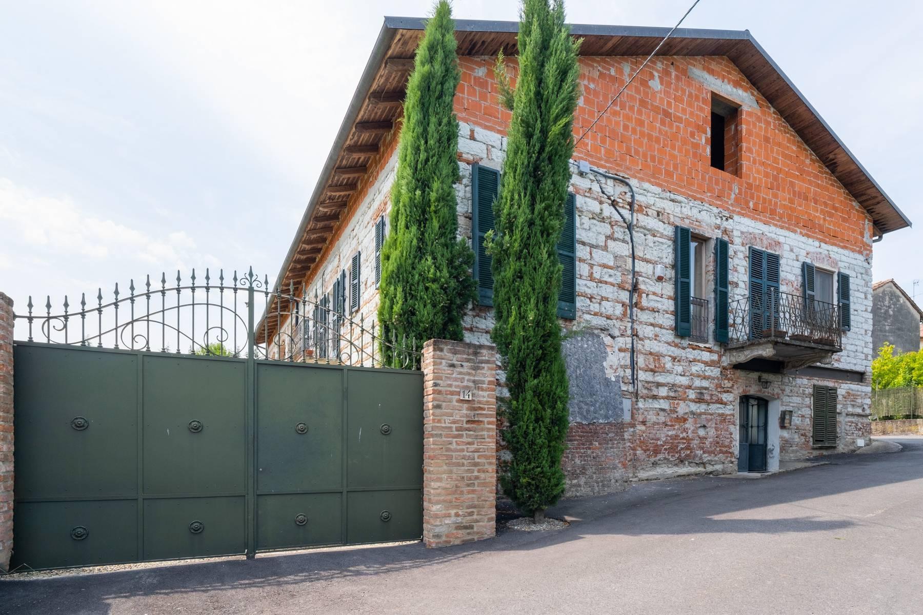 Affascinante casale con piscina nel verde delle colline del Monferrato - 29