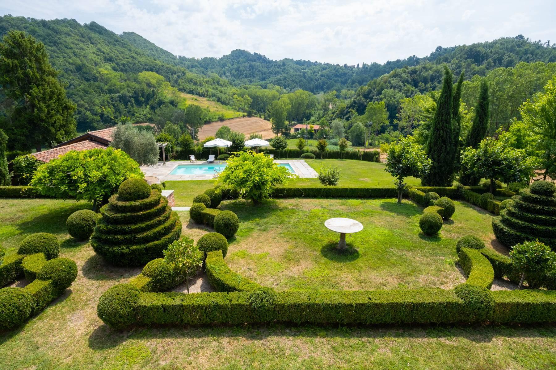 Affascinante casale con piscina nel verde delle colline del Monferrato - 16
