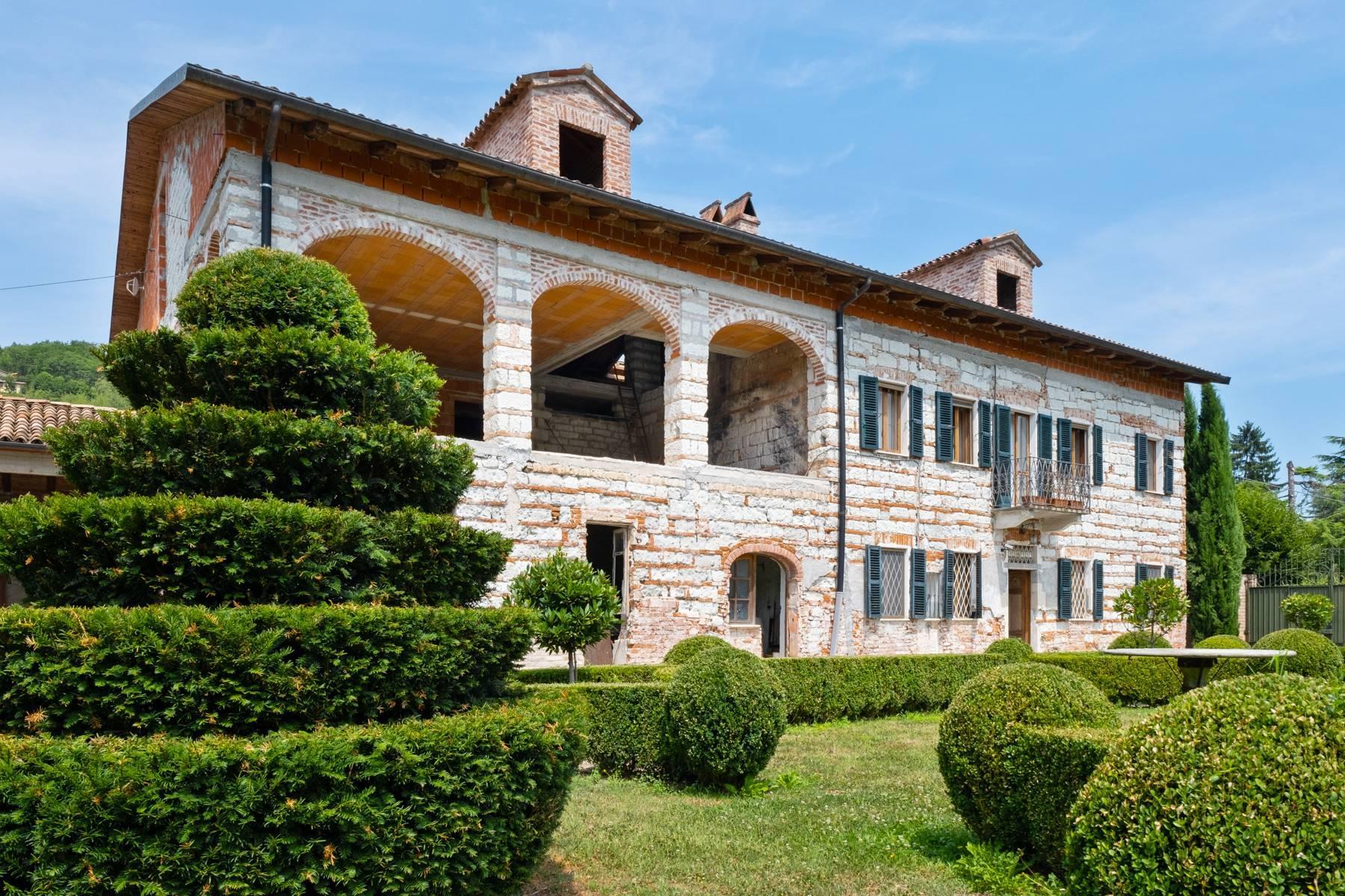 Affascinante casale con piscina nel verde delle colline del Monferrato - 12