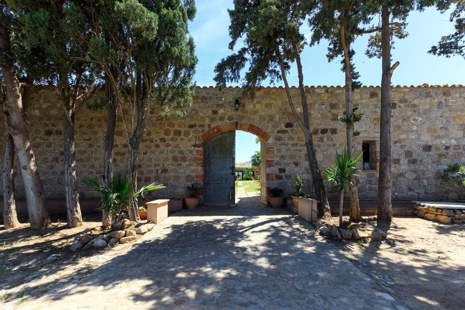 Masseria del XV secolo alle pendici del parco delle Madonie con incantevole vista mare - 35