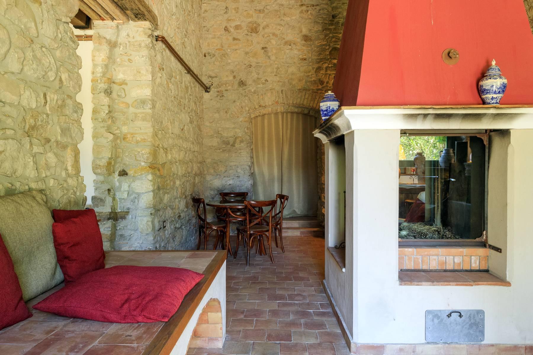 Masseria del XV secolo alle pendici del parco delle Madonie con incantevole vista mare - 47